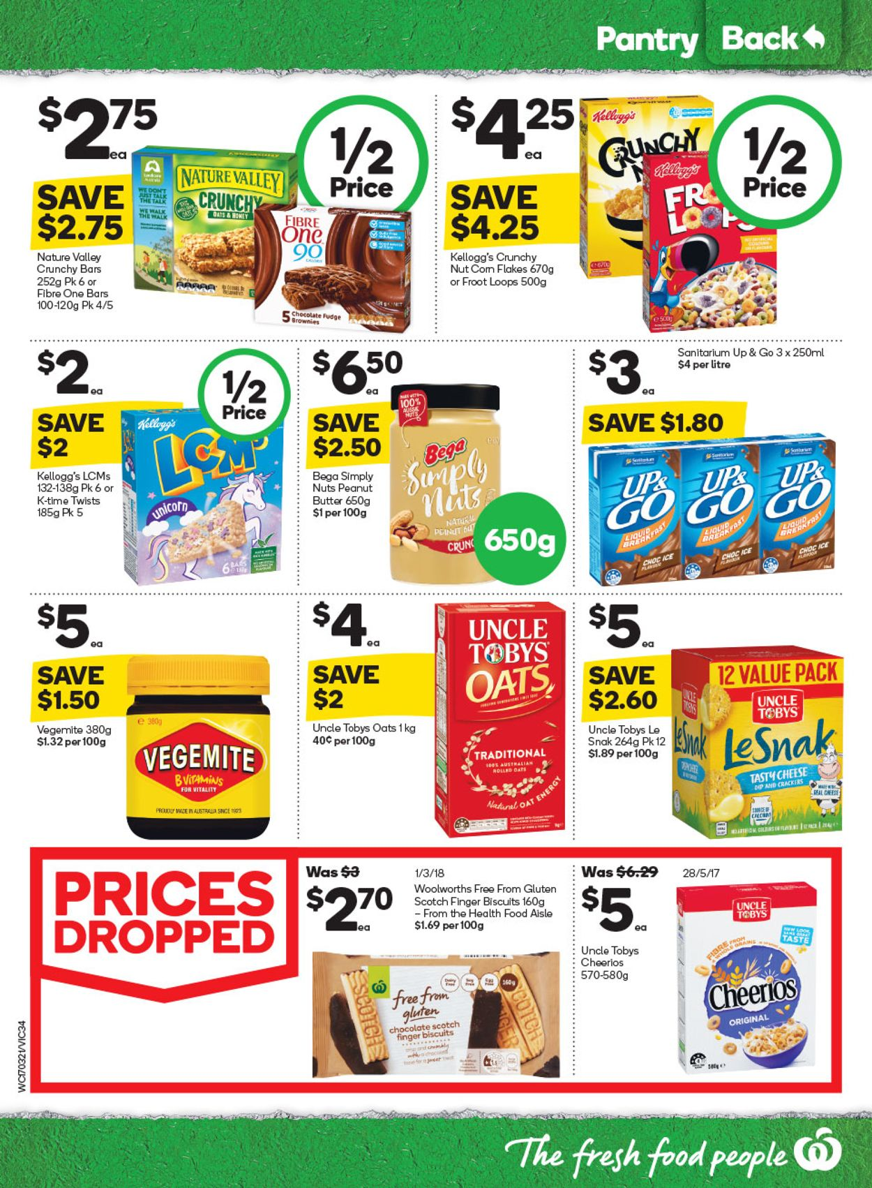 Woolworths Catalogue - 17/03-23/03/2021 (Page 34)