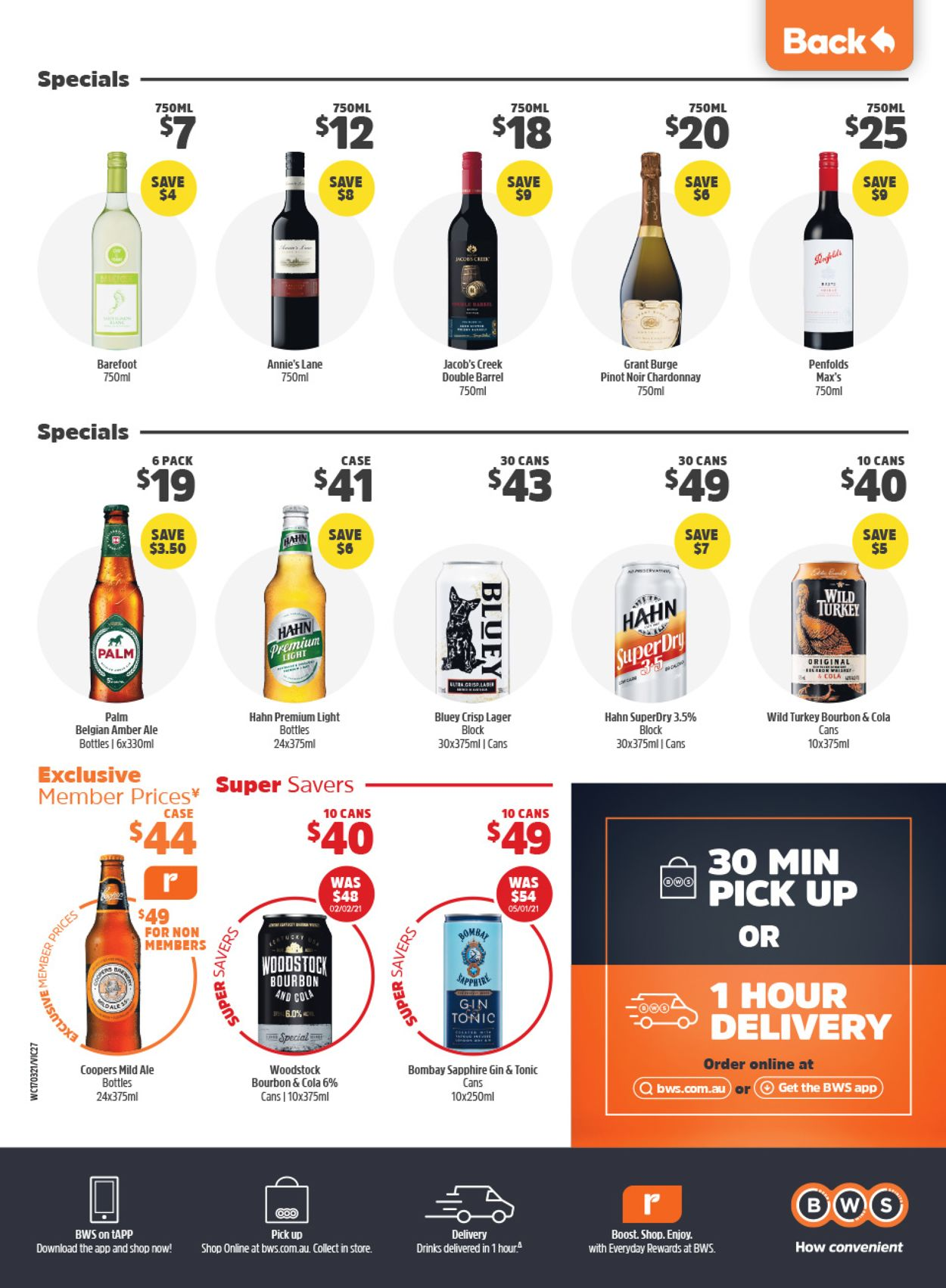 Woolworths Catalogue - 17/03-23/03/2021 (Page 52)