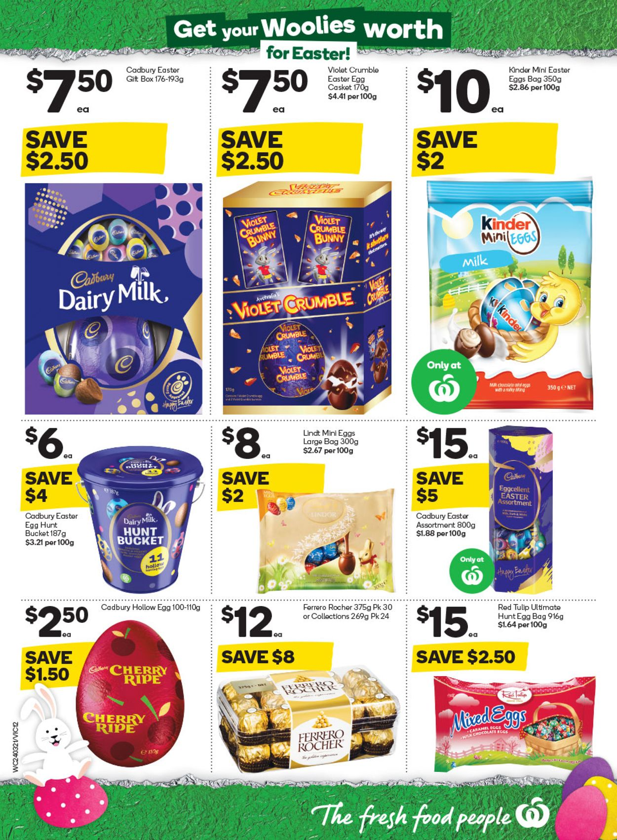Woolworths Catalogue - 24/03-30/03/2021 (Page 12)
