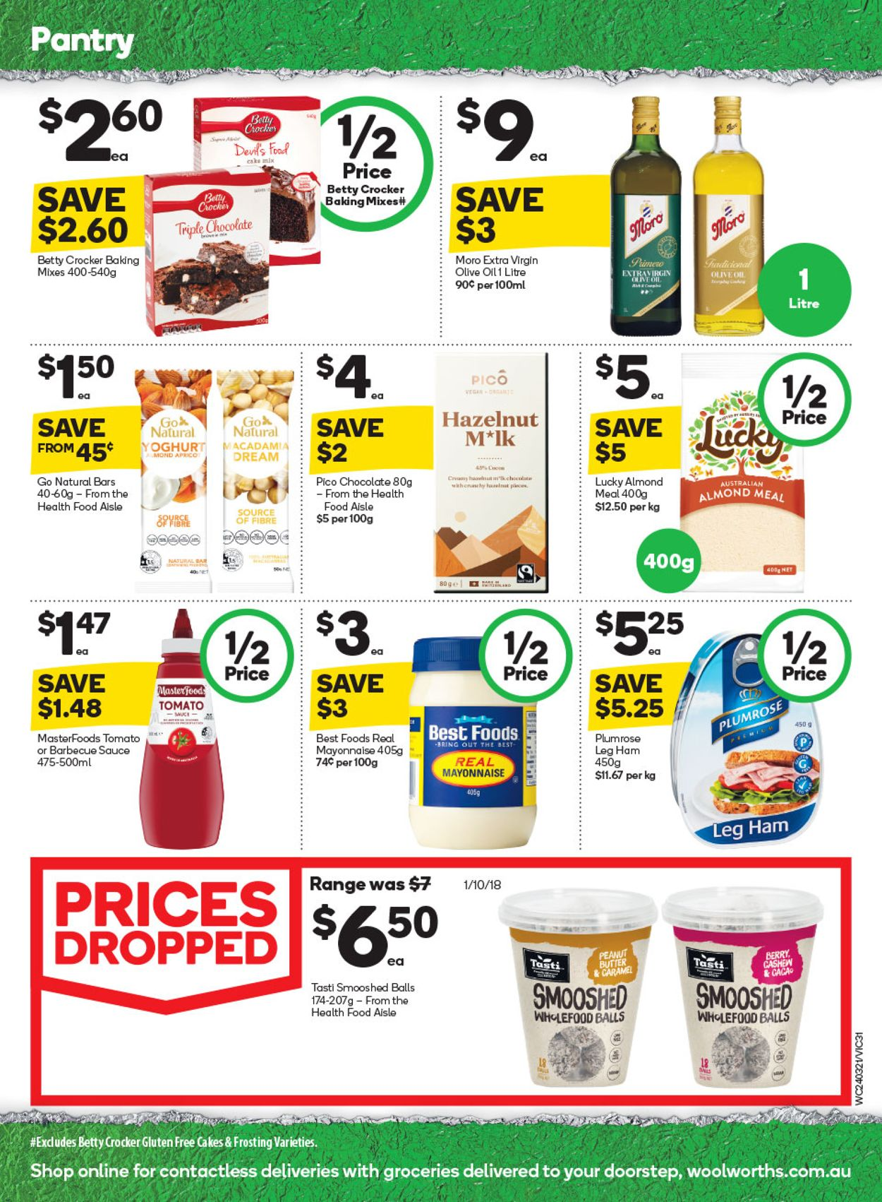 Woolworths Catalogue - 24/03-30/03/2021 (Page 31)