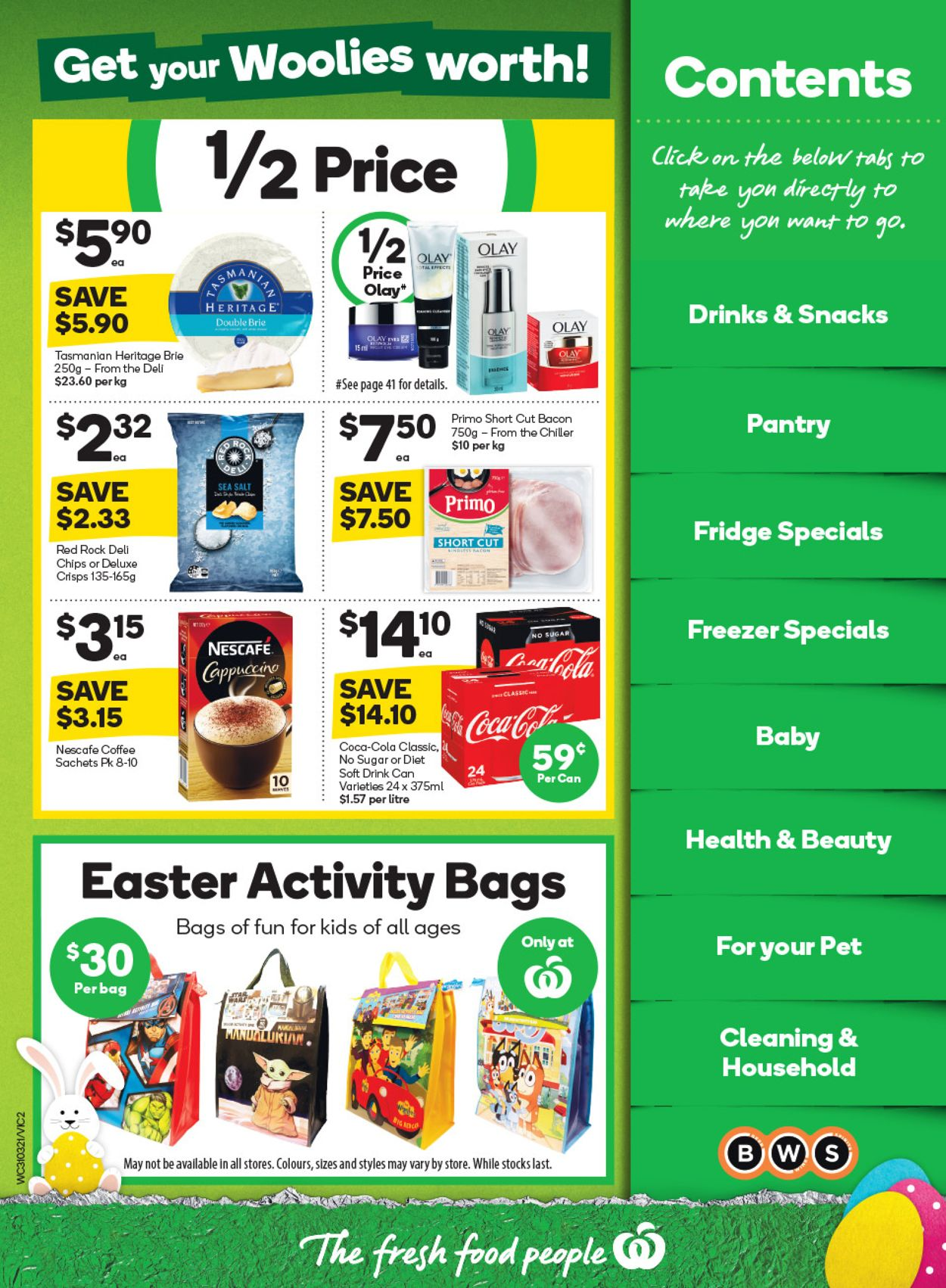 Woolworths Catalogue - 31/03-06/04/2021 (Page 2)