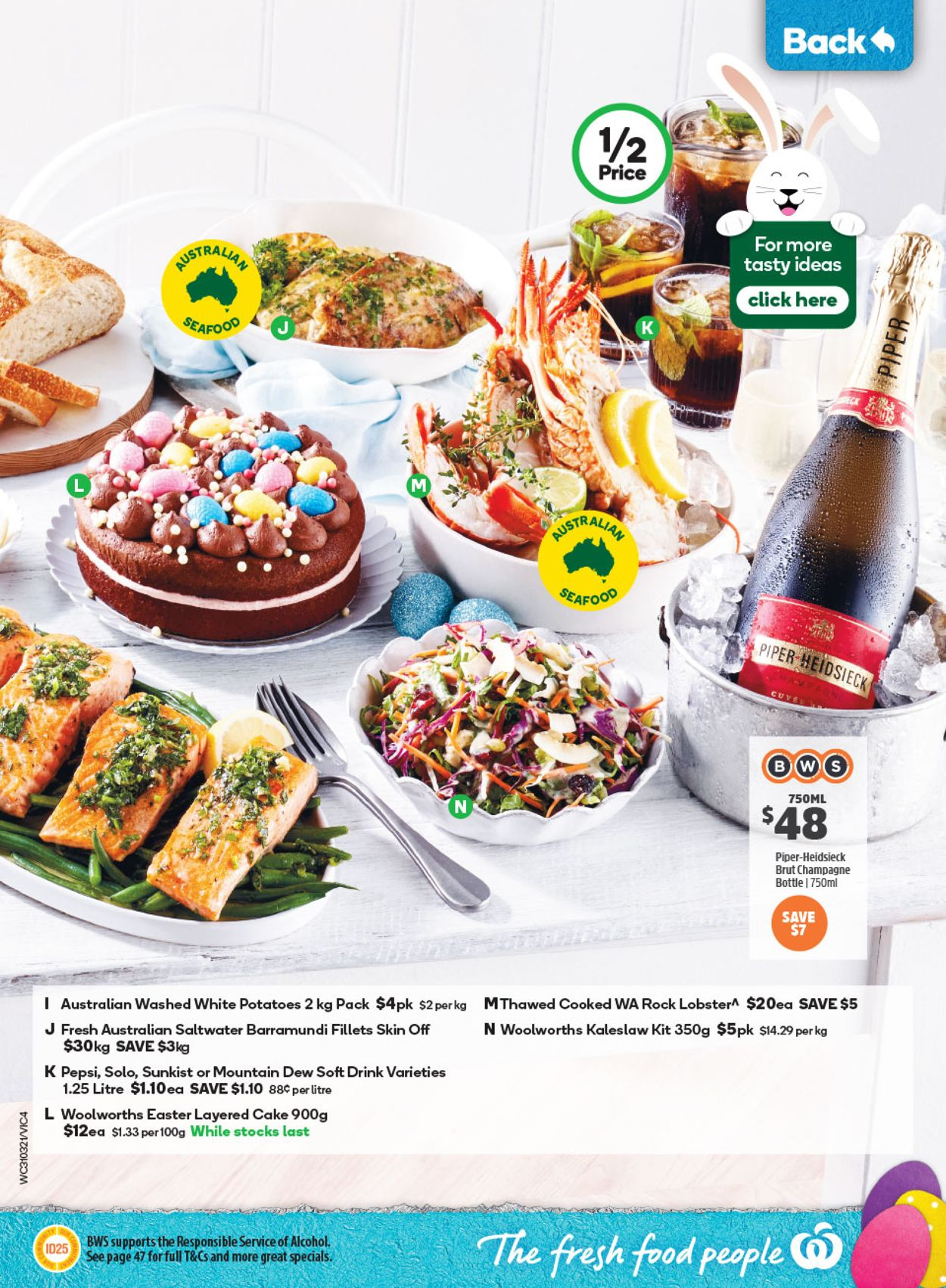 Woolworths Catalogue - 31/03-06/04/2021 (Page 4)