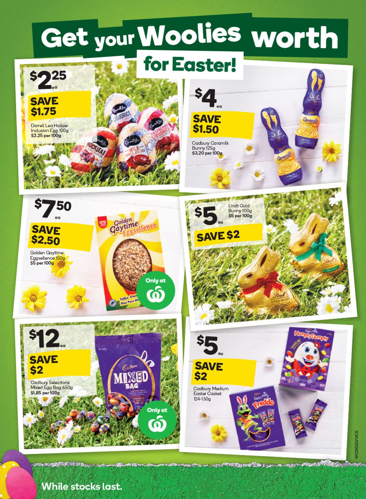 Woolworths Catalogue - 31/03-06/04/2021 (Page 5)