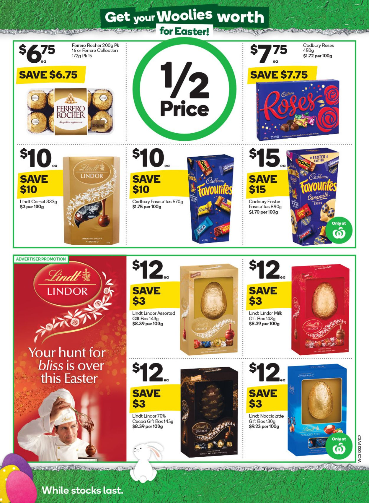 Woolworths Catalogue - 31/03-06/04/2021 (Page 7)
