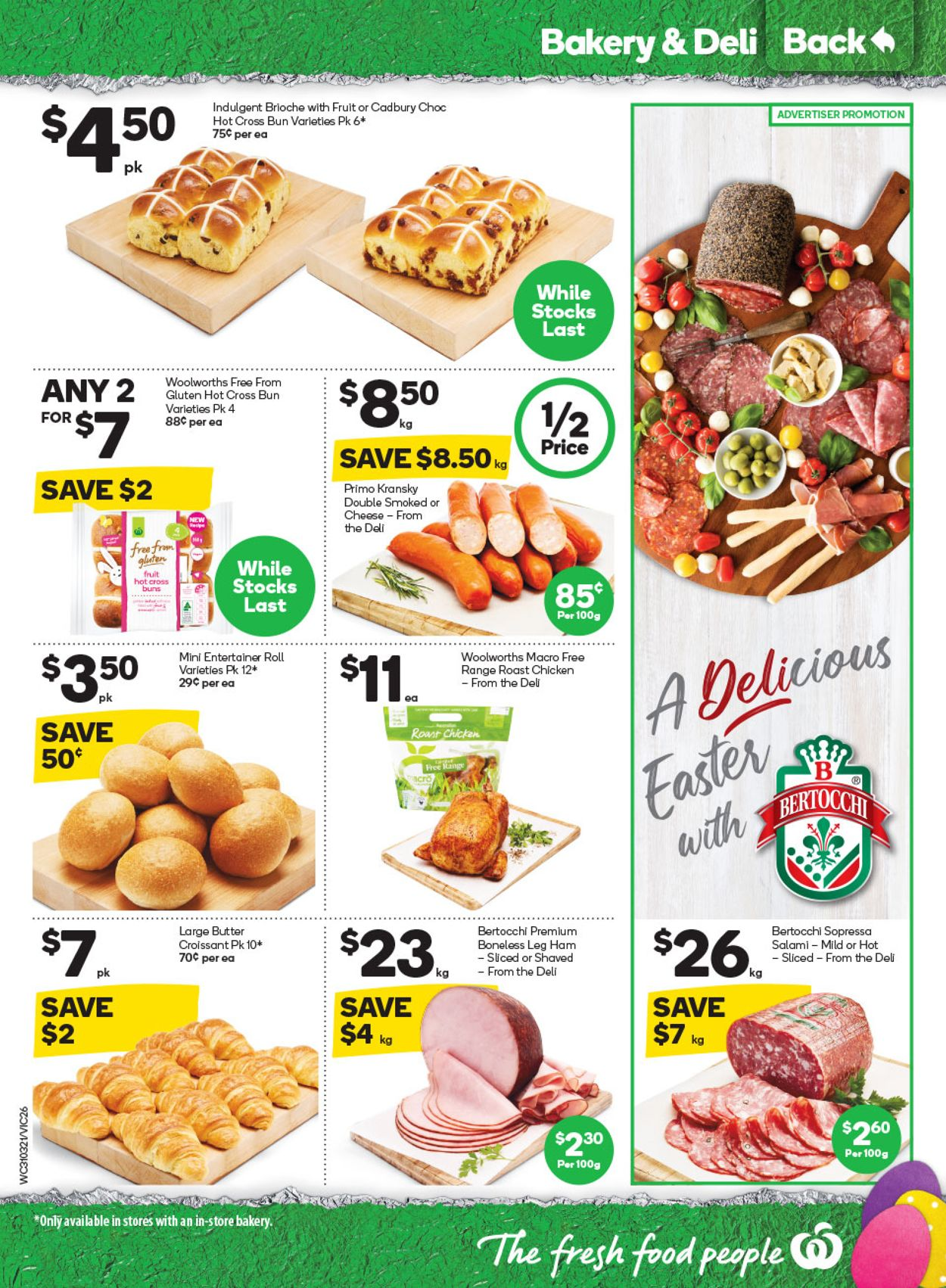 Woolworths Catalogue - 31/03-06/04/2021 (Page 26)