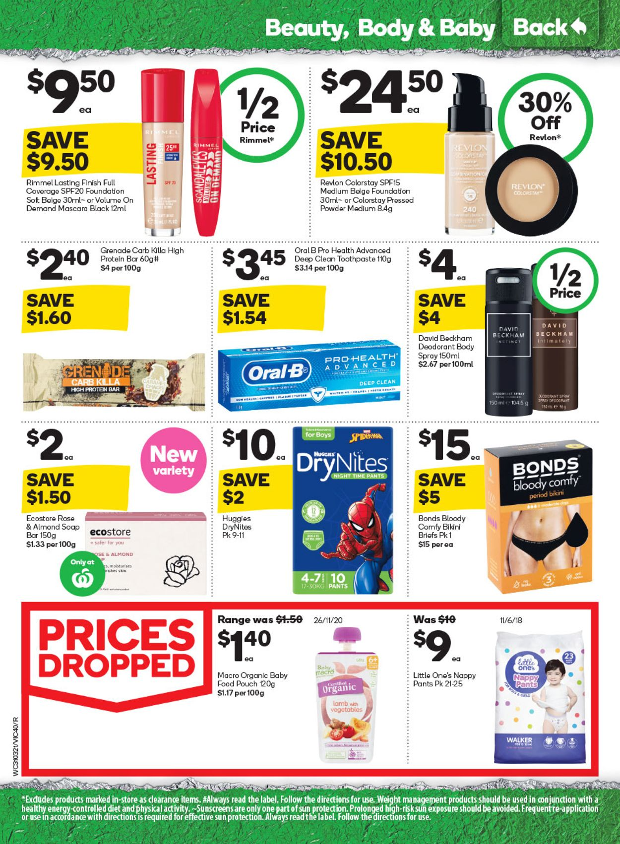 Woolworths Catalogue - 31/03-06/04/2021 (Page 40)