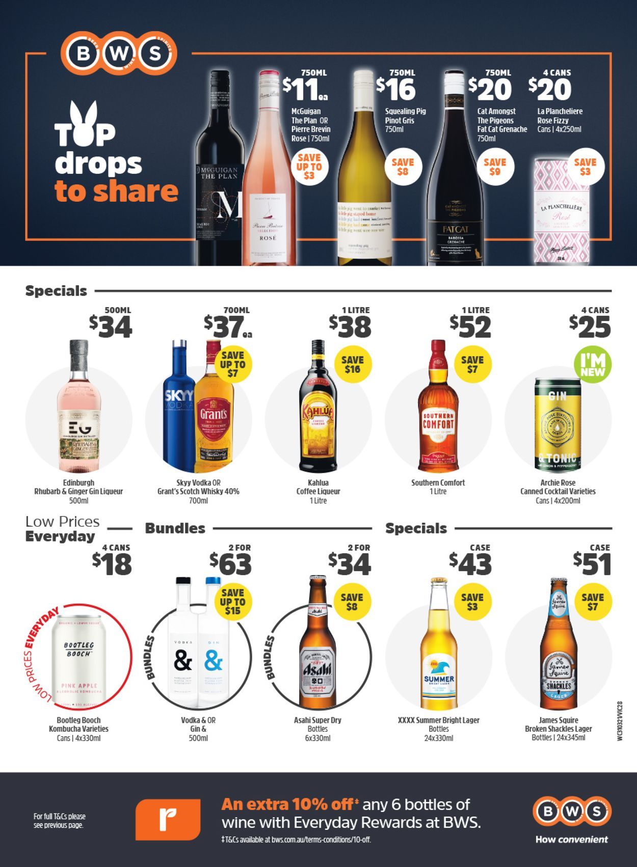 Woolworths Catalogue - 31/03-06/04/2021 (Page 49)