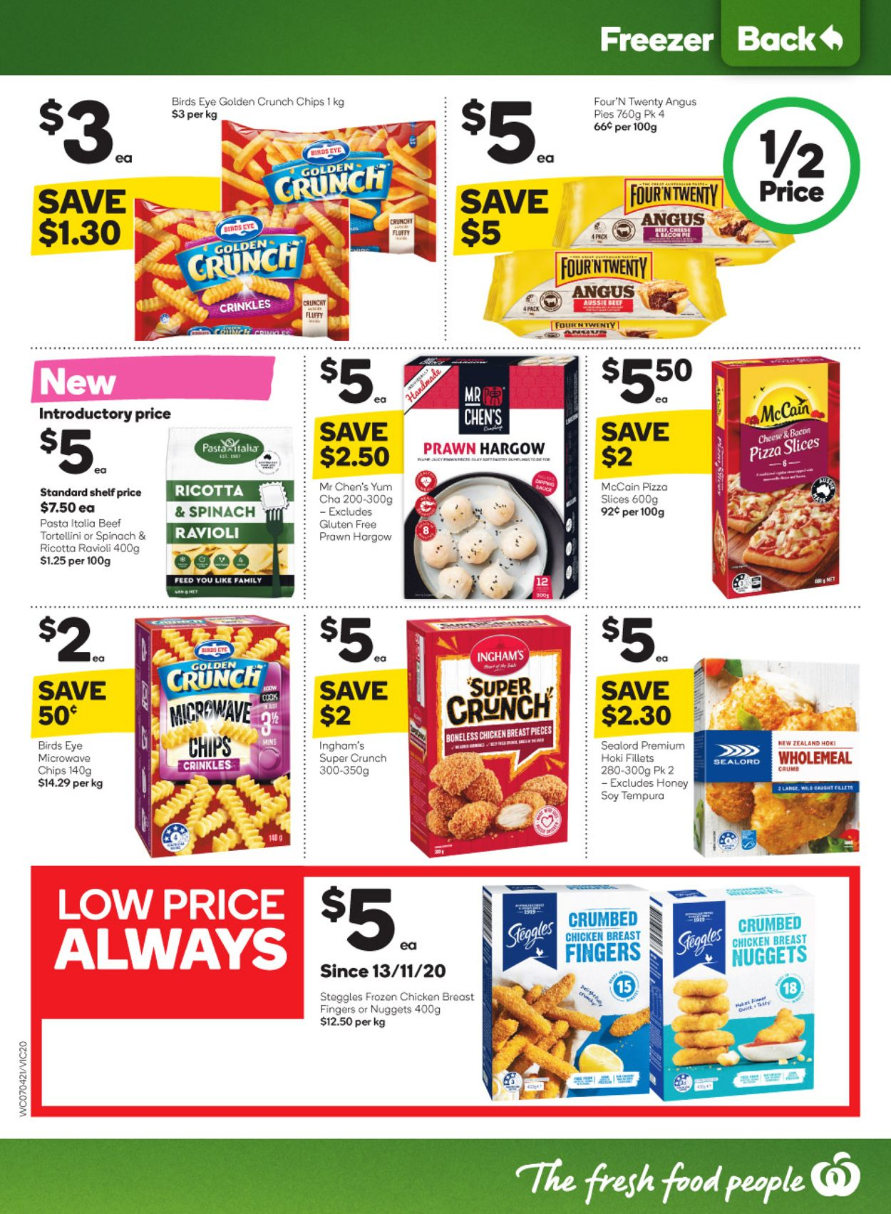 Woolworths Catalogue - 07/04-13/04/2021 (Page 20)