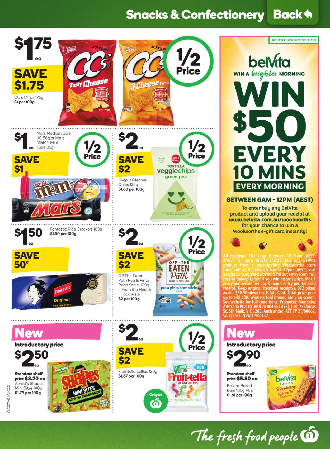 Woolworths Catalogue - 07/04-13/04/2021 (Page 22)