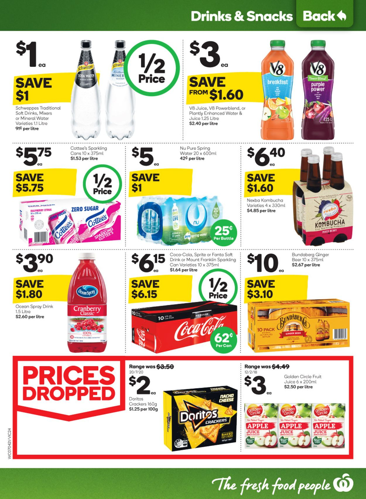 Woolworths Catalogue - 07/04-13/04/2021 (Page 24)