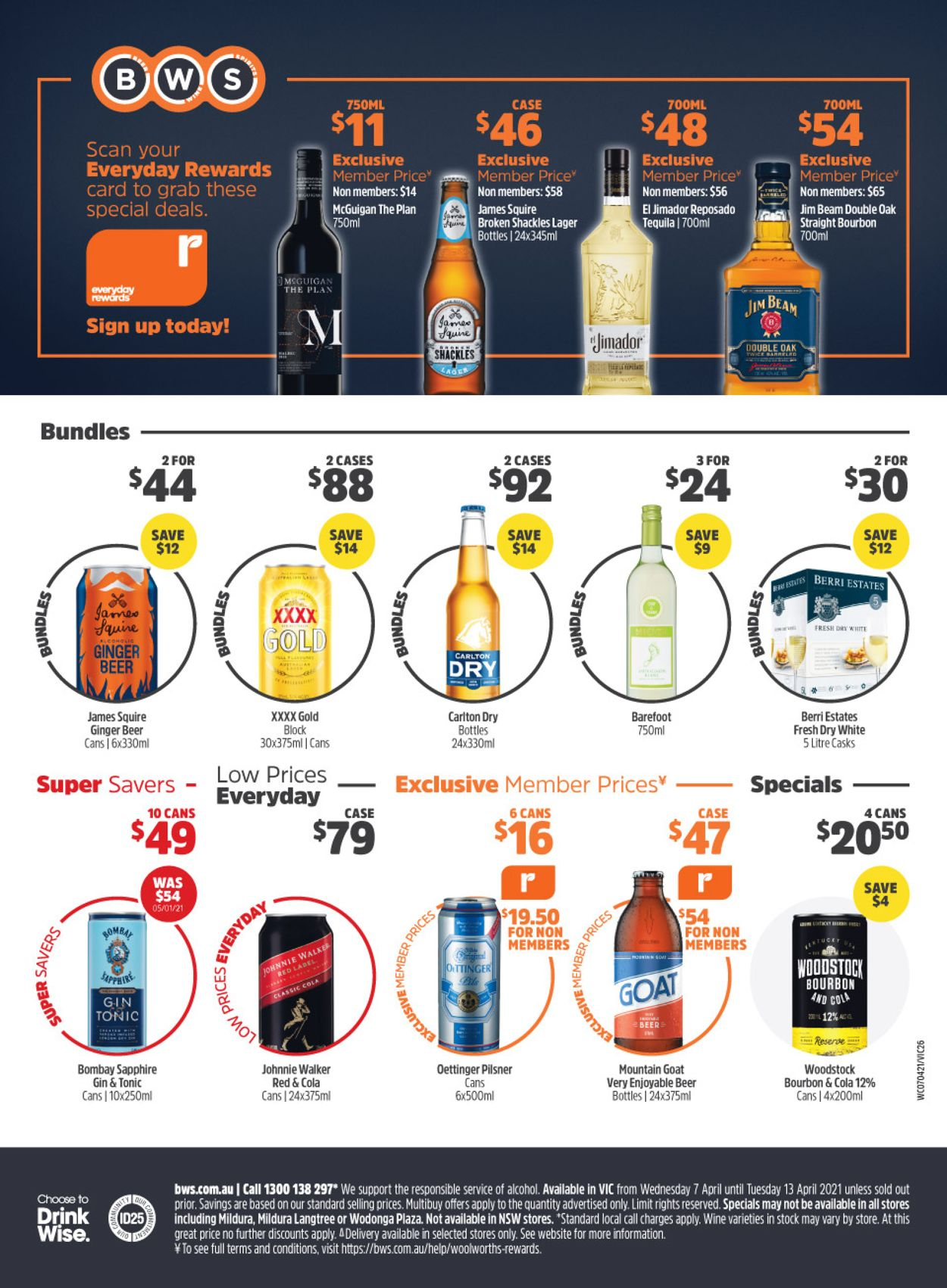 Woolworths Catalogue - 07/04-13/04/2021 (Page 41)