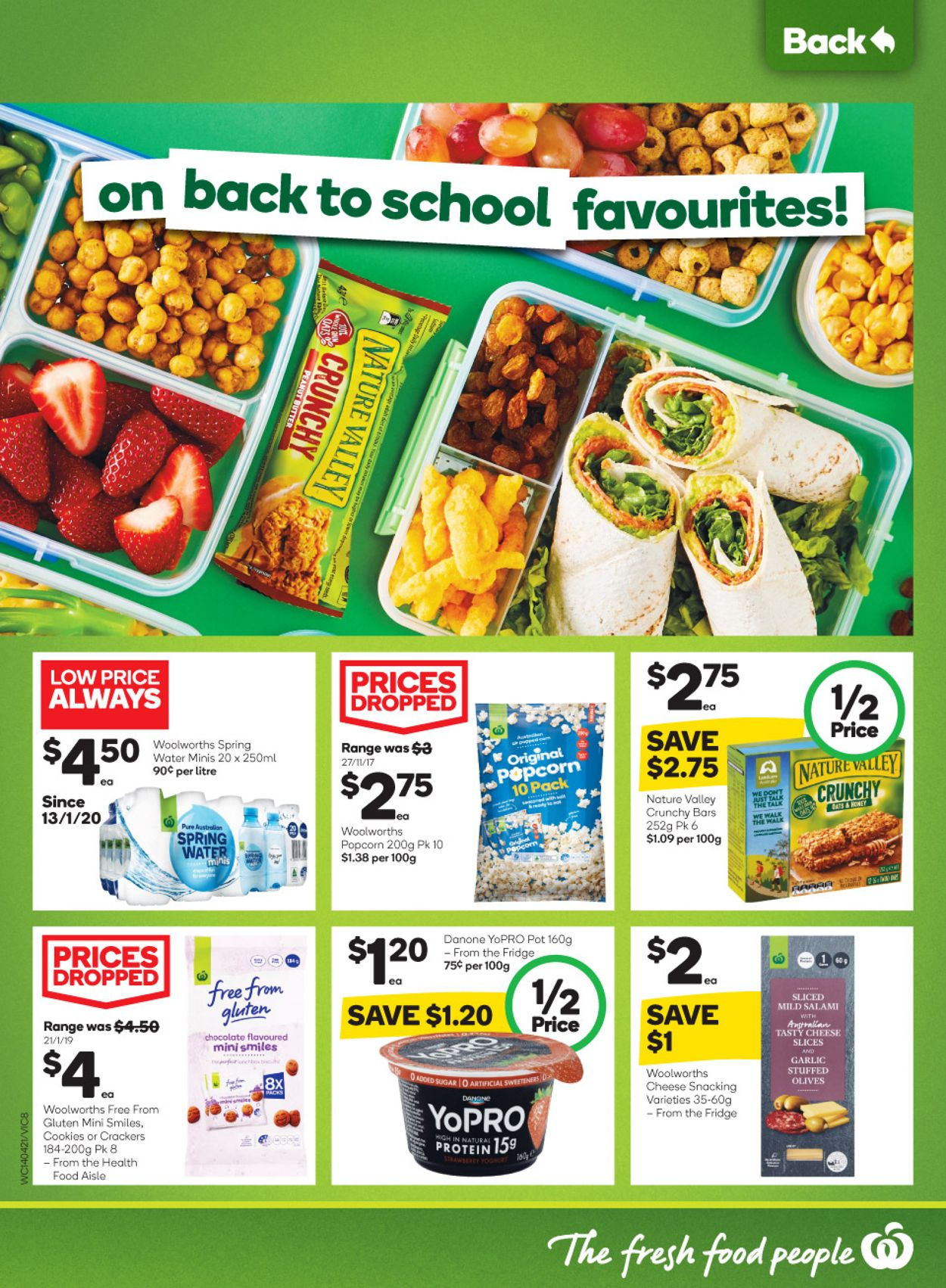 Woolworths Catalogue - 14/04-20/04/2021 (Page 8)