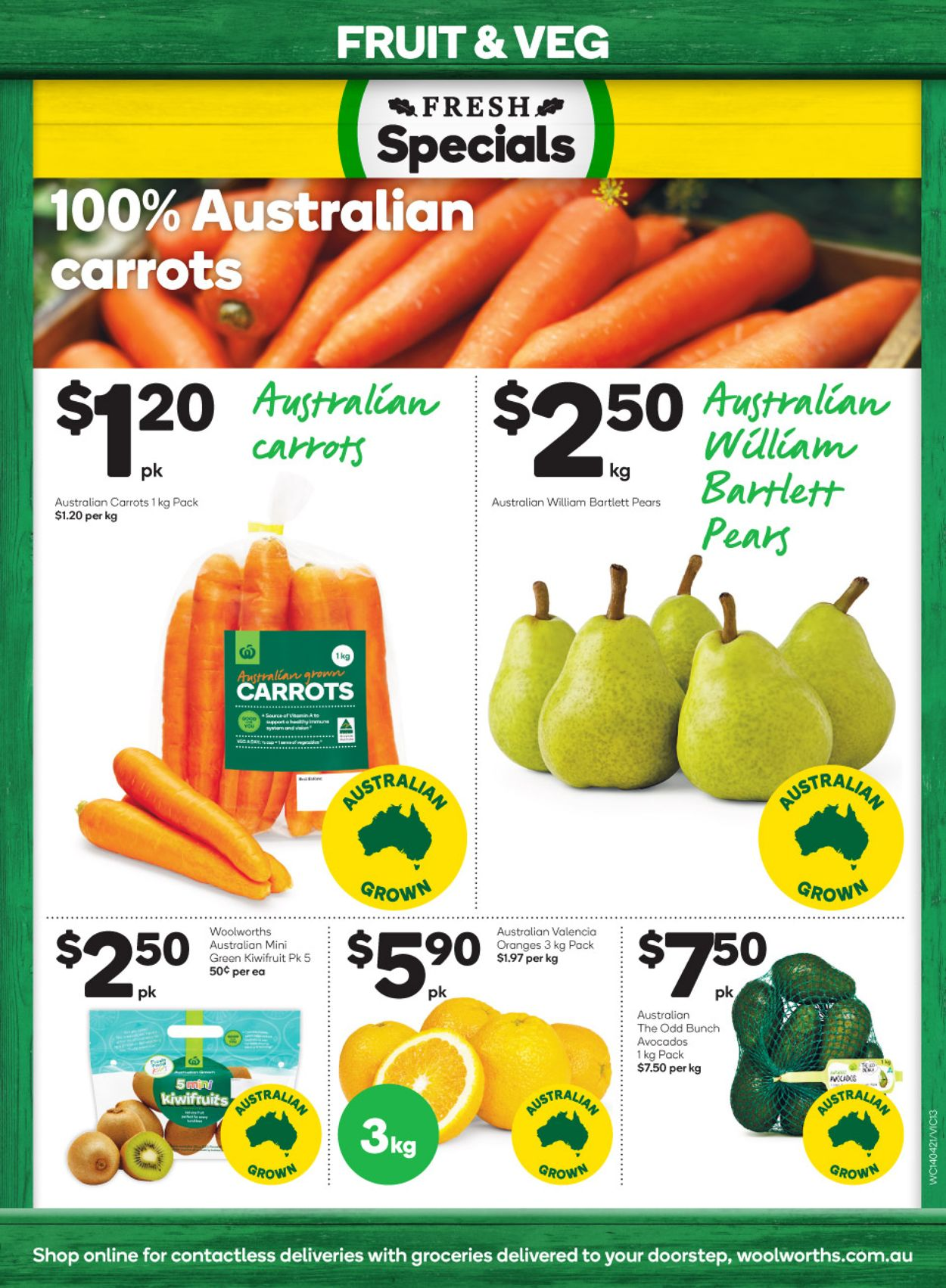 Woolworths Catalogue - 14/04-20/04/2021 (Page 13)