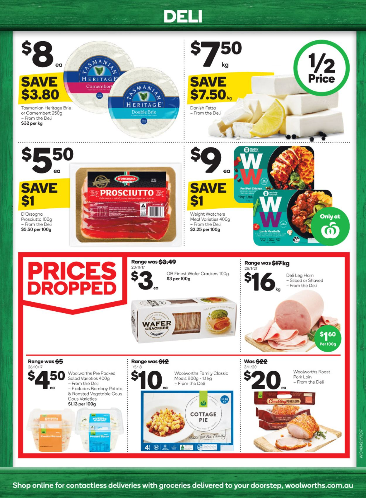 Woolworths Catalogue - 14/04-20/04/2021 (Page 17)