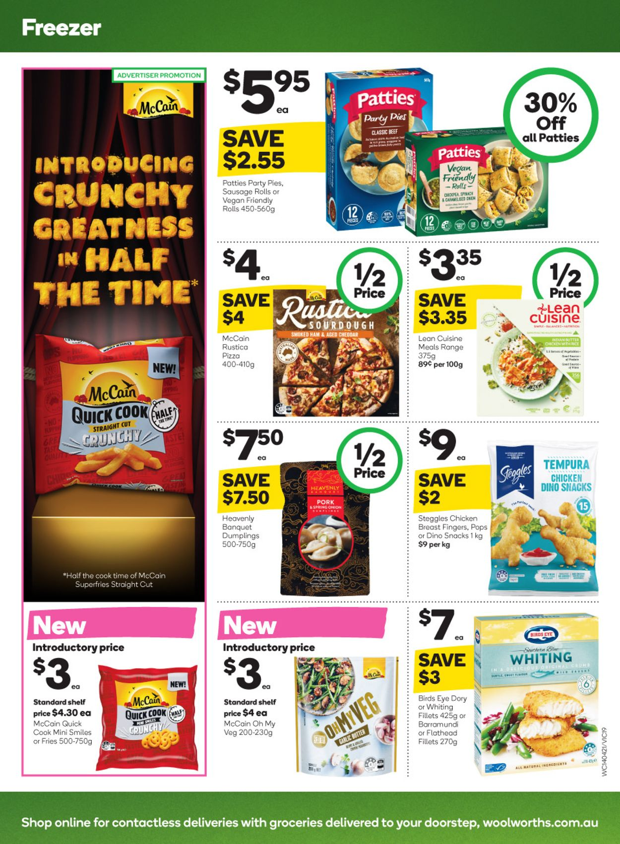 Woolworths Catalogue - 14/04-20/04/2021 (Page 19)