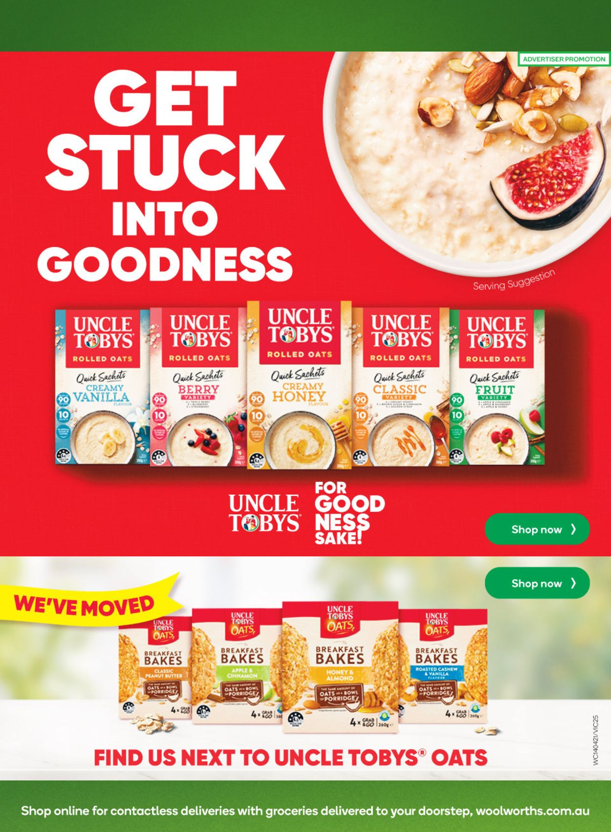 Woolworths Catalogue - 14/04-20/04/2021 (Page 25)