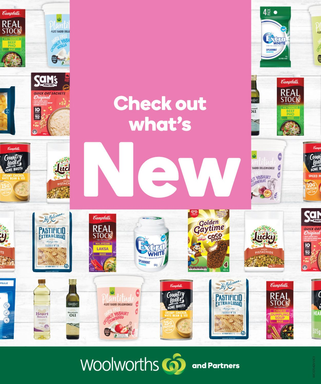 Woolworths Catalogue - 07/04-20/04/2021