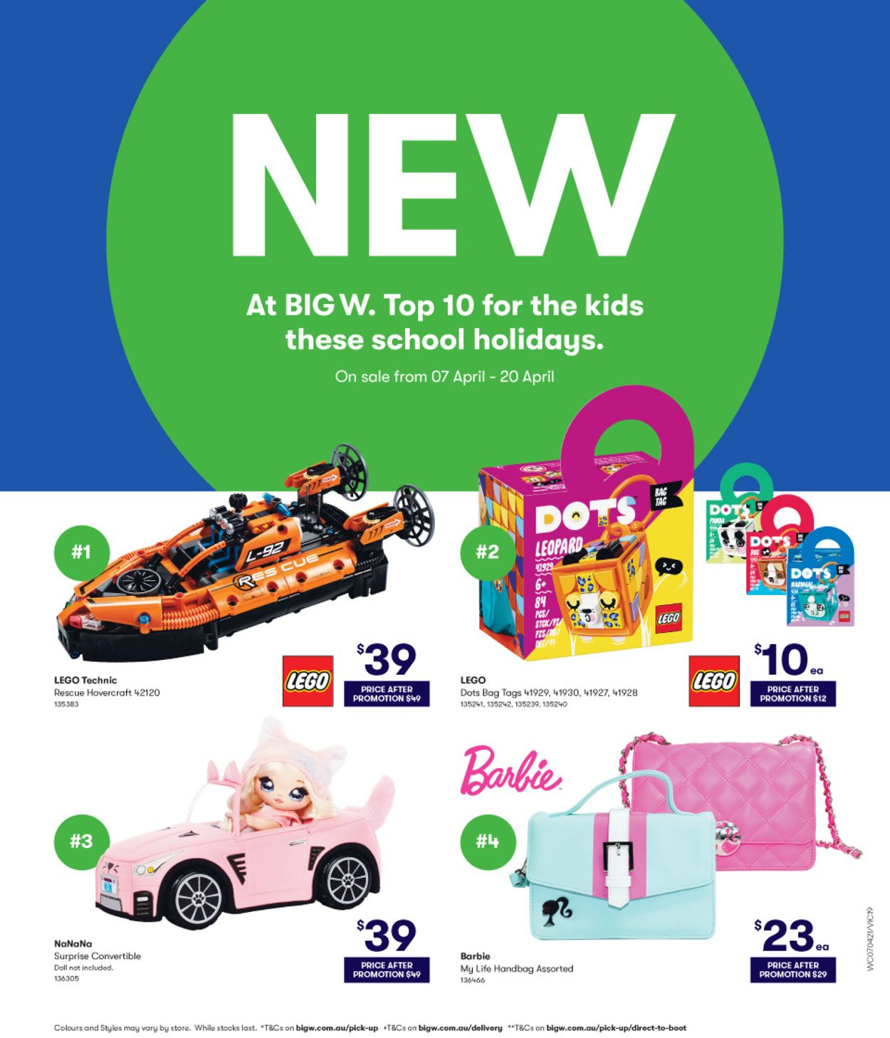 Woolworths Catalogue - 07/04-20/04/2021 (Page 19)