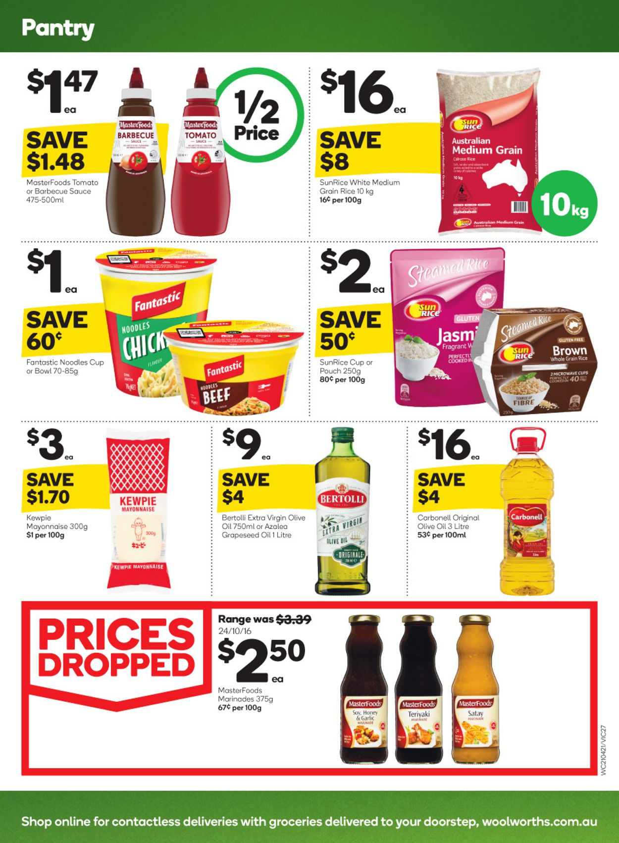 Woolworths Catalogue - 21/04-27/04/2021 (Page 27)
