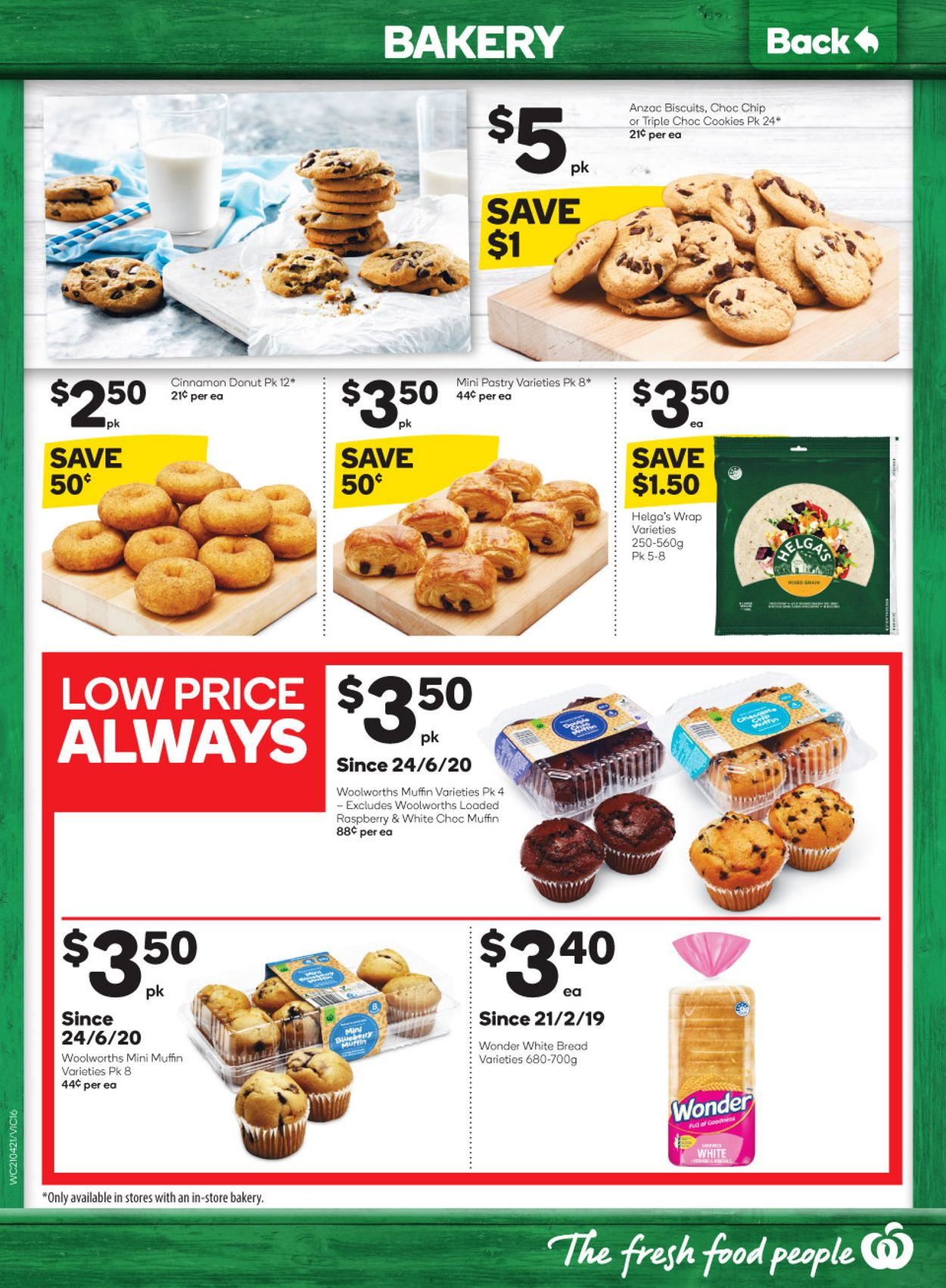 Woolworths Catalogue - 28/04-04/05/2021 (Page 16)