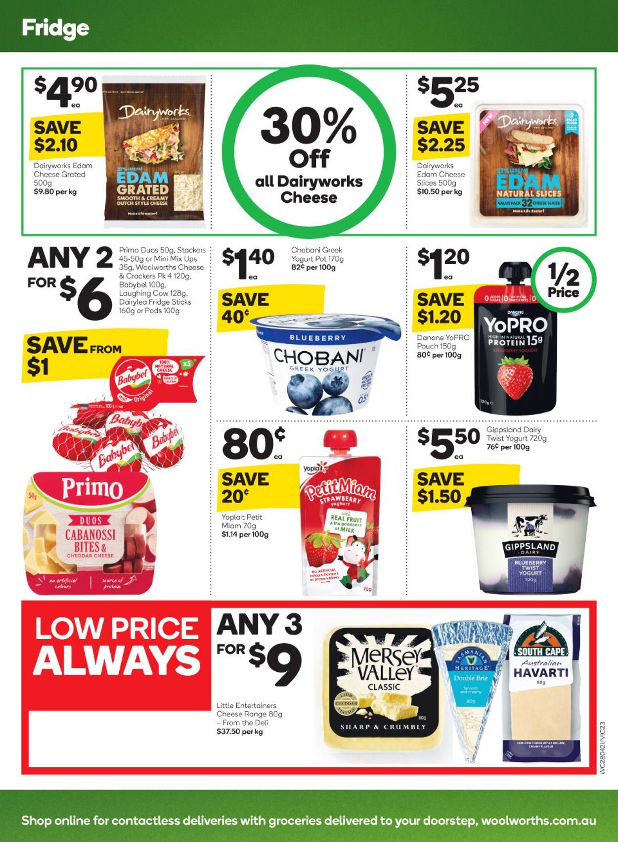 Woolworths Catalogue - 28/04-04/05/2021 (Page 23)