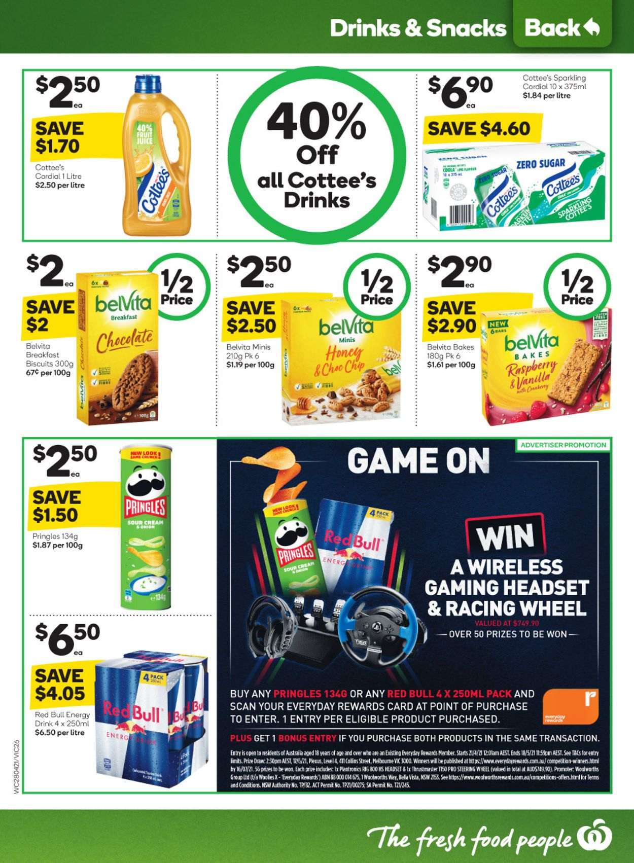 Woolworths Catalogue - 28/04-04/05/2021 (Page 26)