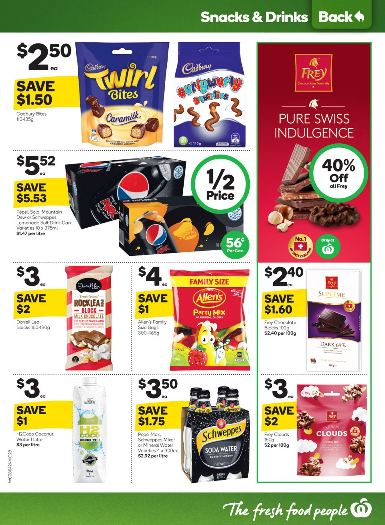 Woolworths Catalogue - 28/04-04/05/2021 (Page 28)