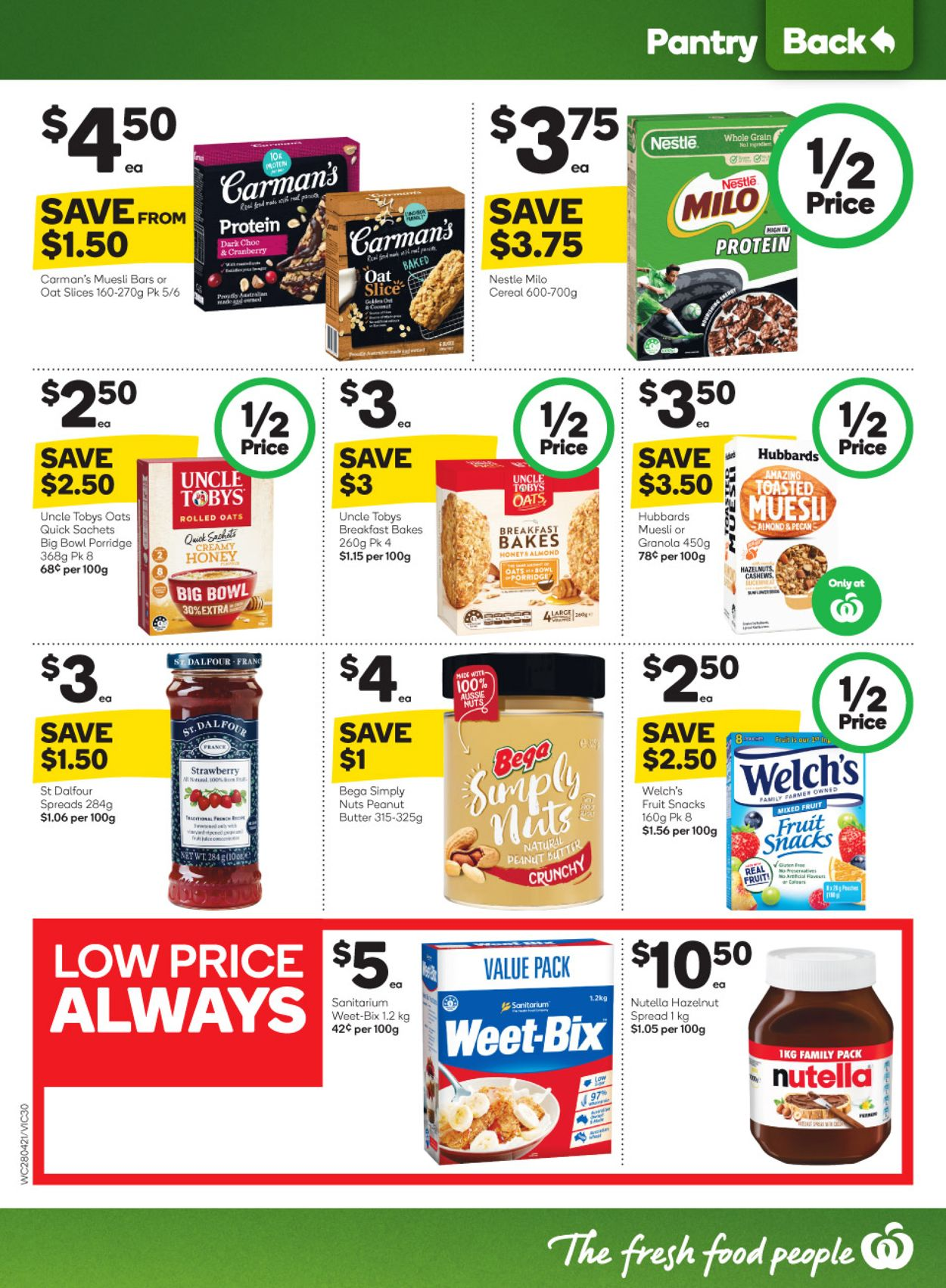 Woolworths Catalogue - 28/04-04/05/2021 (Page 30)