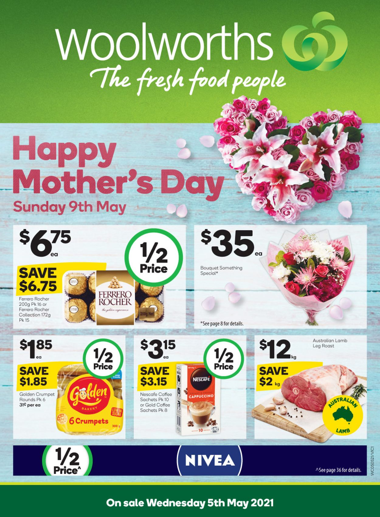 Woolworths Catalogue - 05/05-11/05/2021