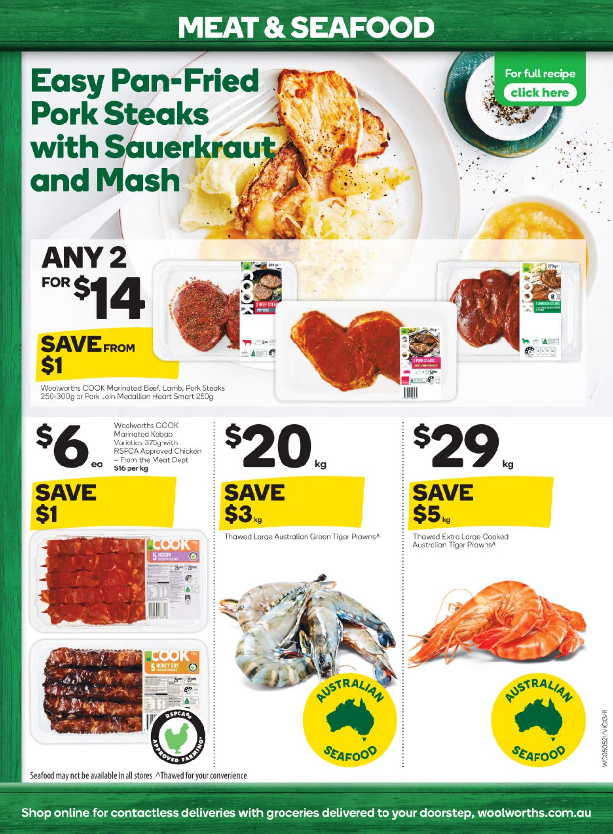Woolworths Catalogue - 05/05-11/05/2021 (Page 13)