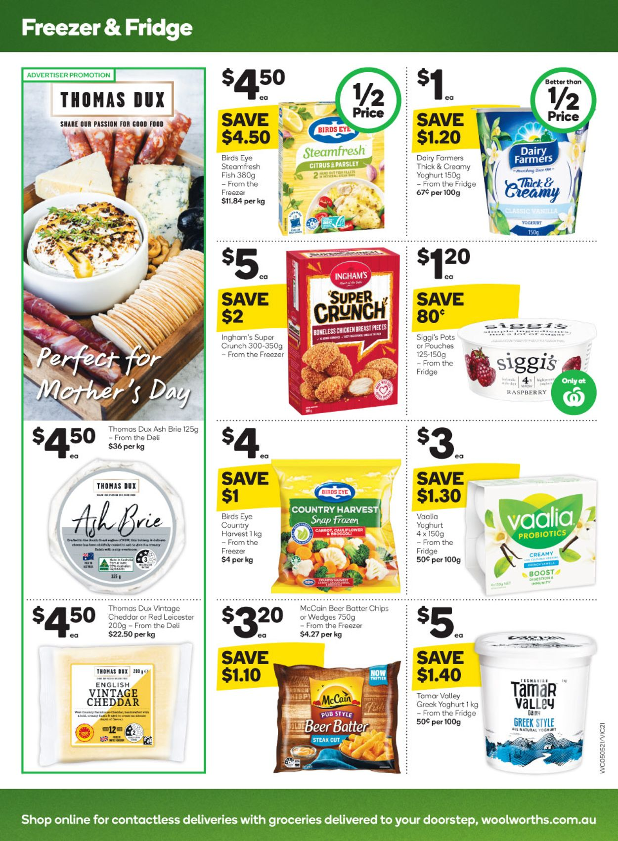 Woolworths Catalogue - 05/05-11/05/2021 (Page 21)