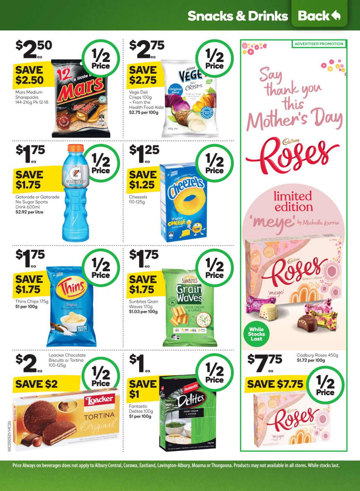 Woolworths Catalogue - 05/05-11/05/2021 (Page 26)
