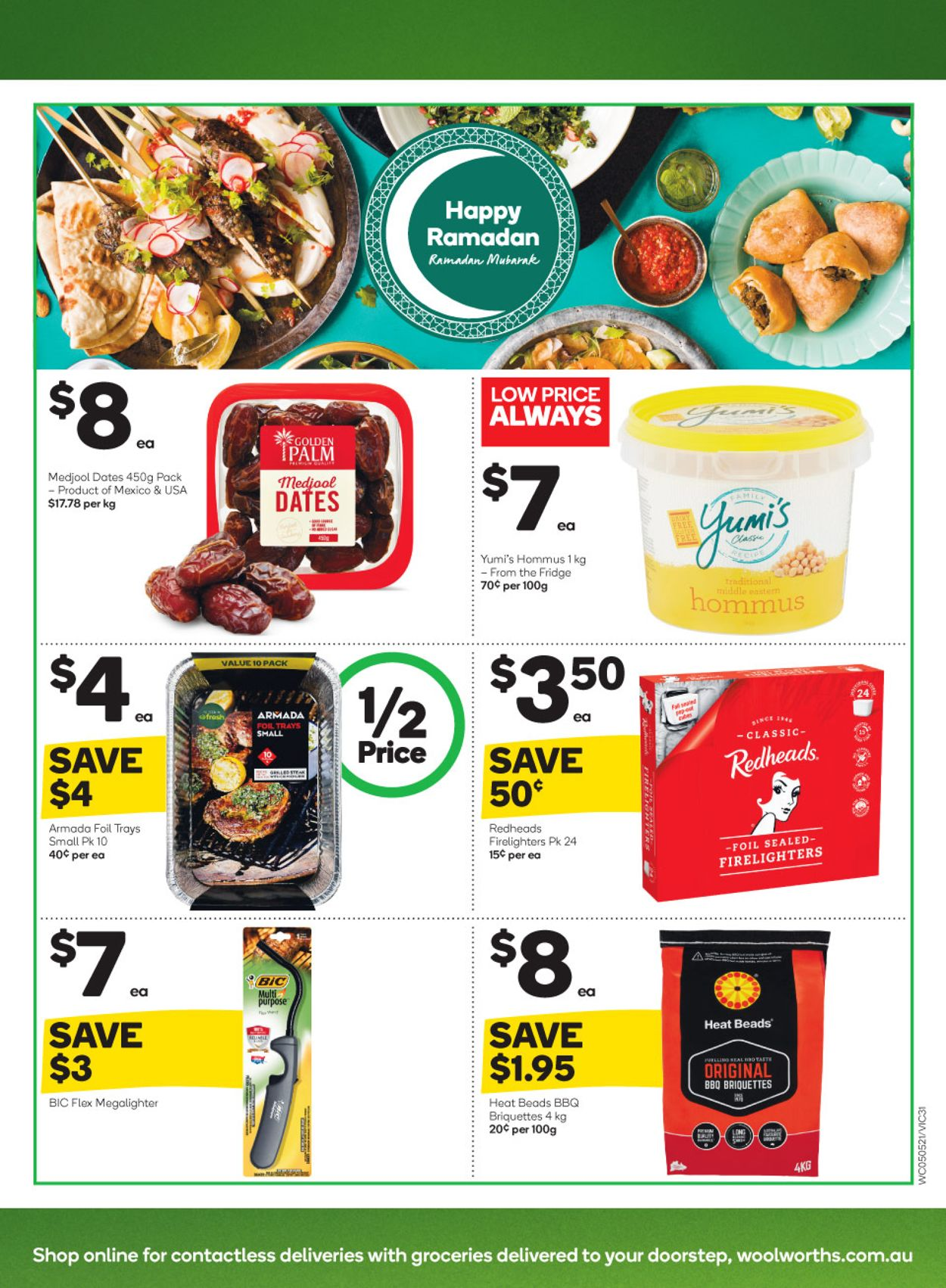 Woolworths Catalogue - 05/05-11/05/2021 (Page 31)