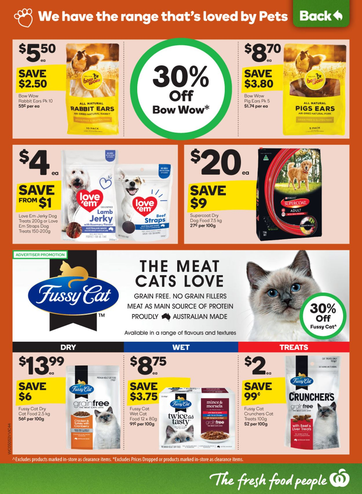Woolworths Catalogue - 05/05-11/05/2021 (Page 44)