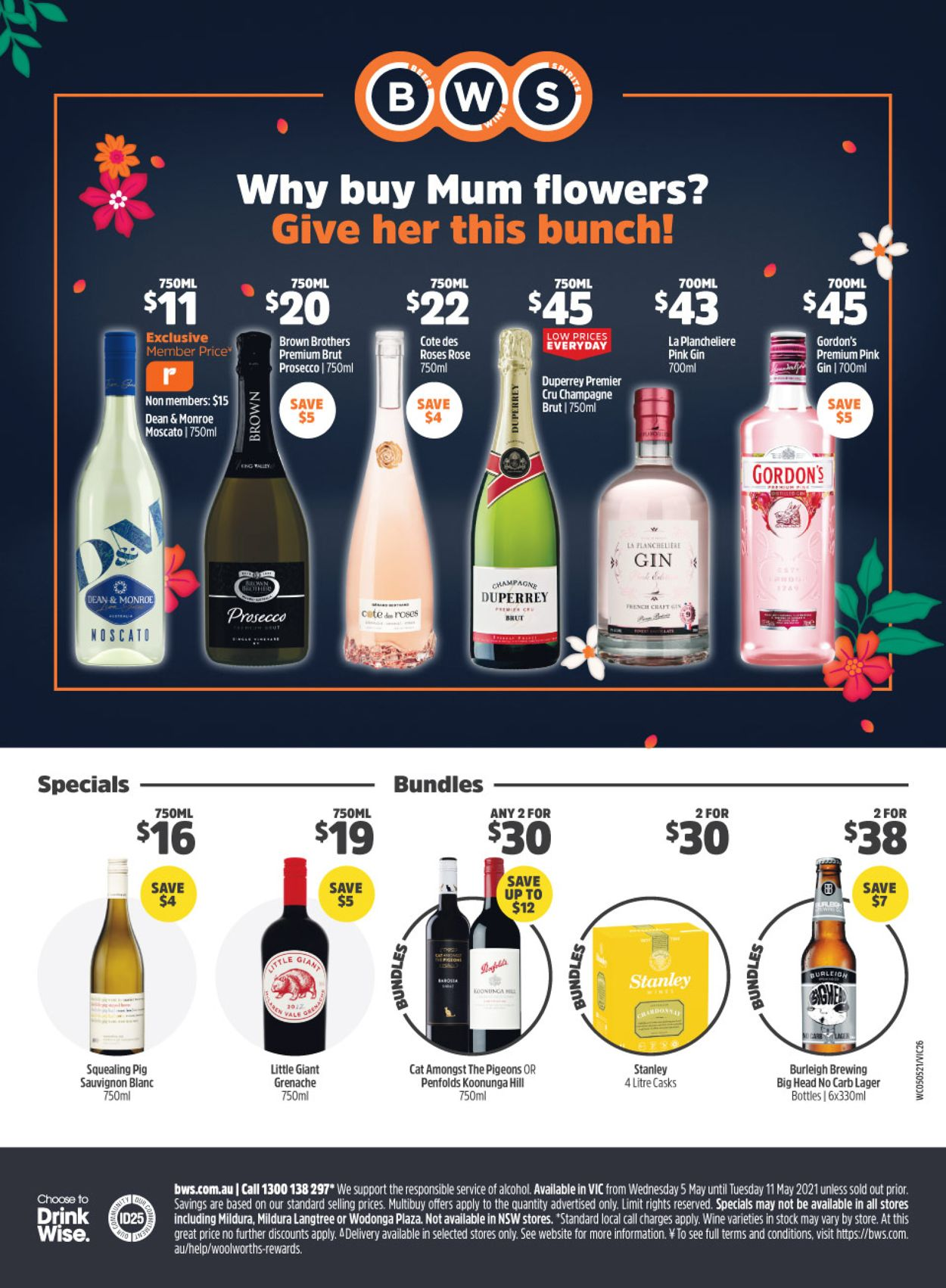 Woolworths Catalogue - 05/05-11/05/2021 (Page 45)