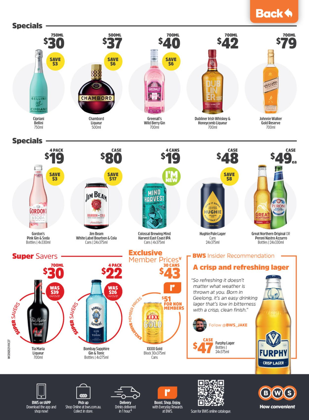 Woolworths Catalogue - 05/05-11/05/2021 (Page 46)
