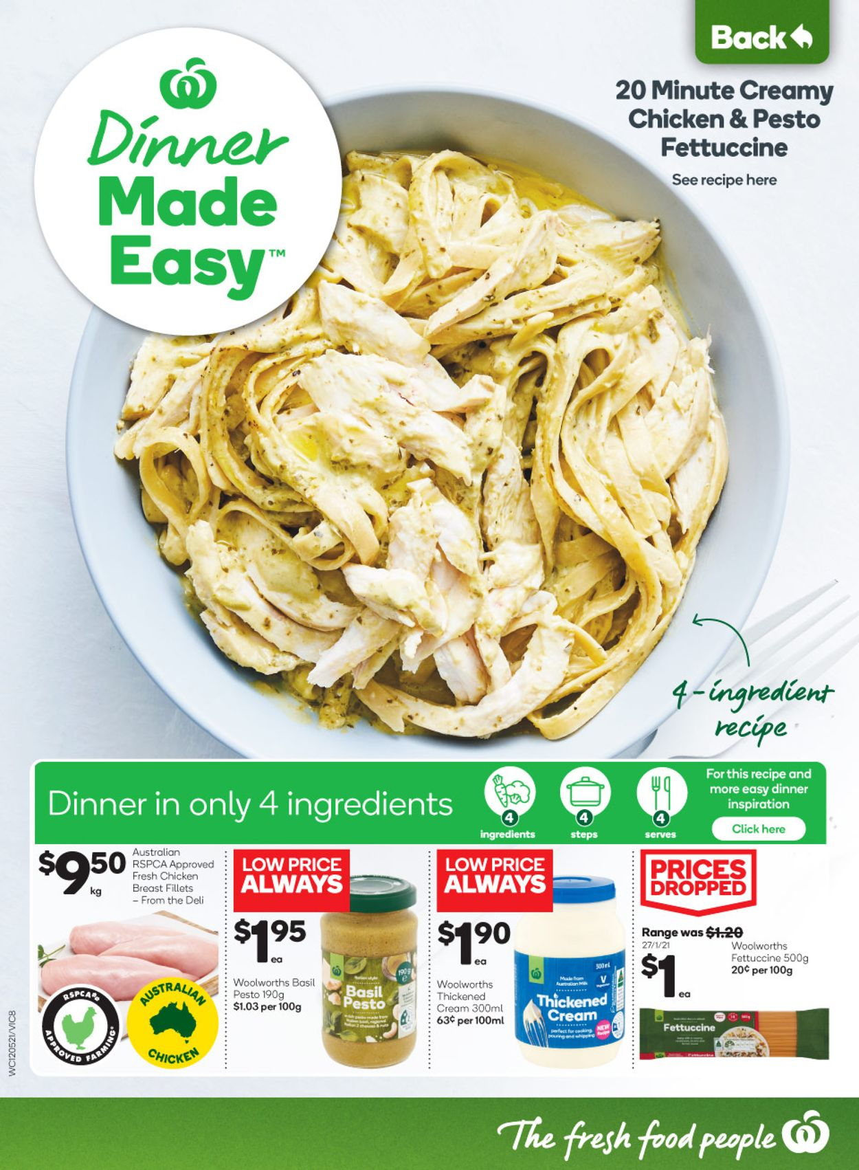 Woolworths Catalogue - 12/05-18/05/2021 (Page 8)