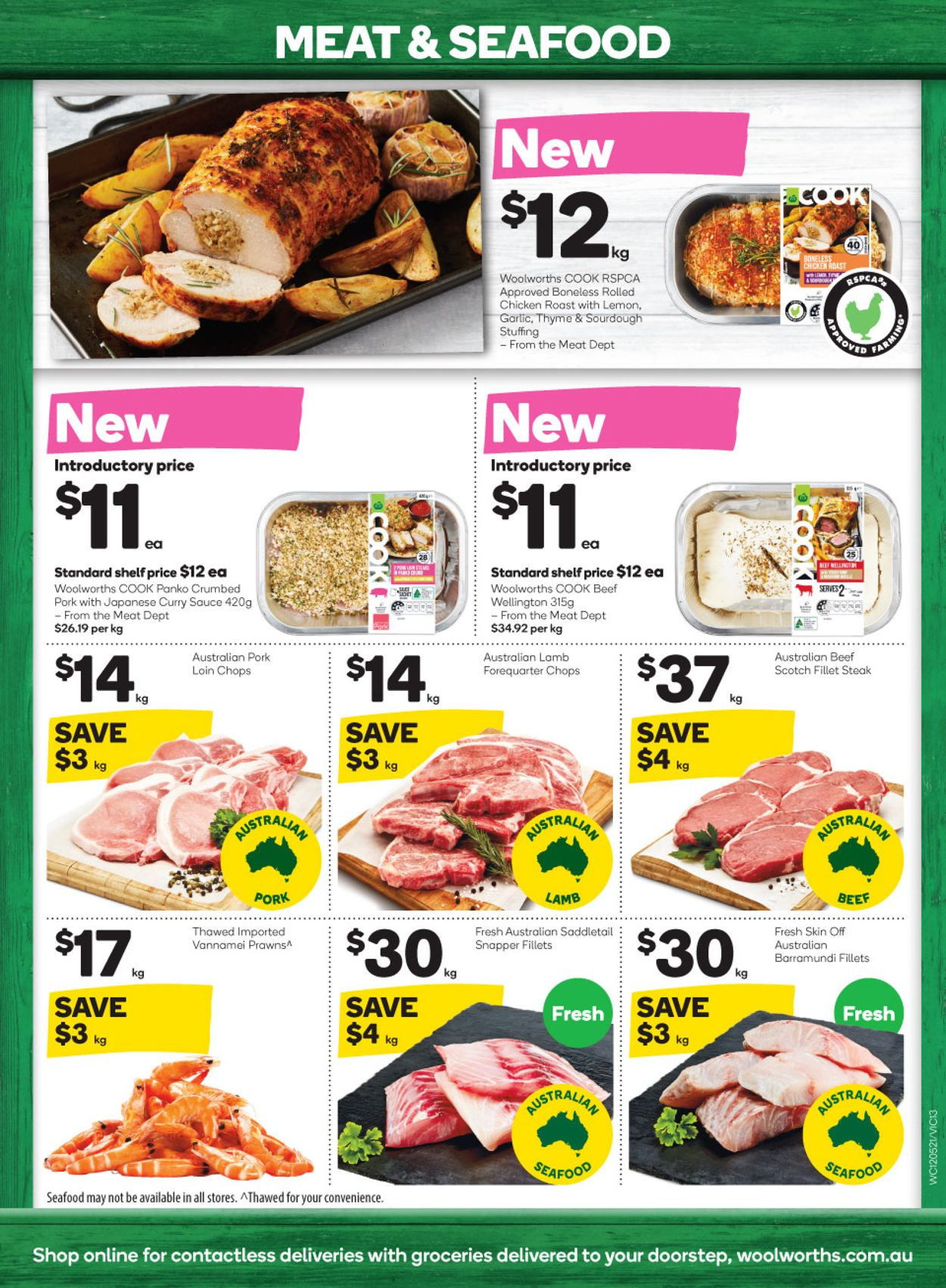 Woolworths Catalogue - 12/05-18/05/2021 (Page 13)
