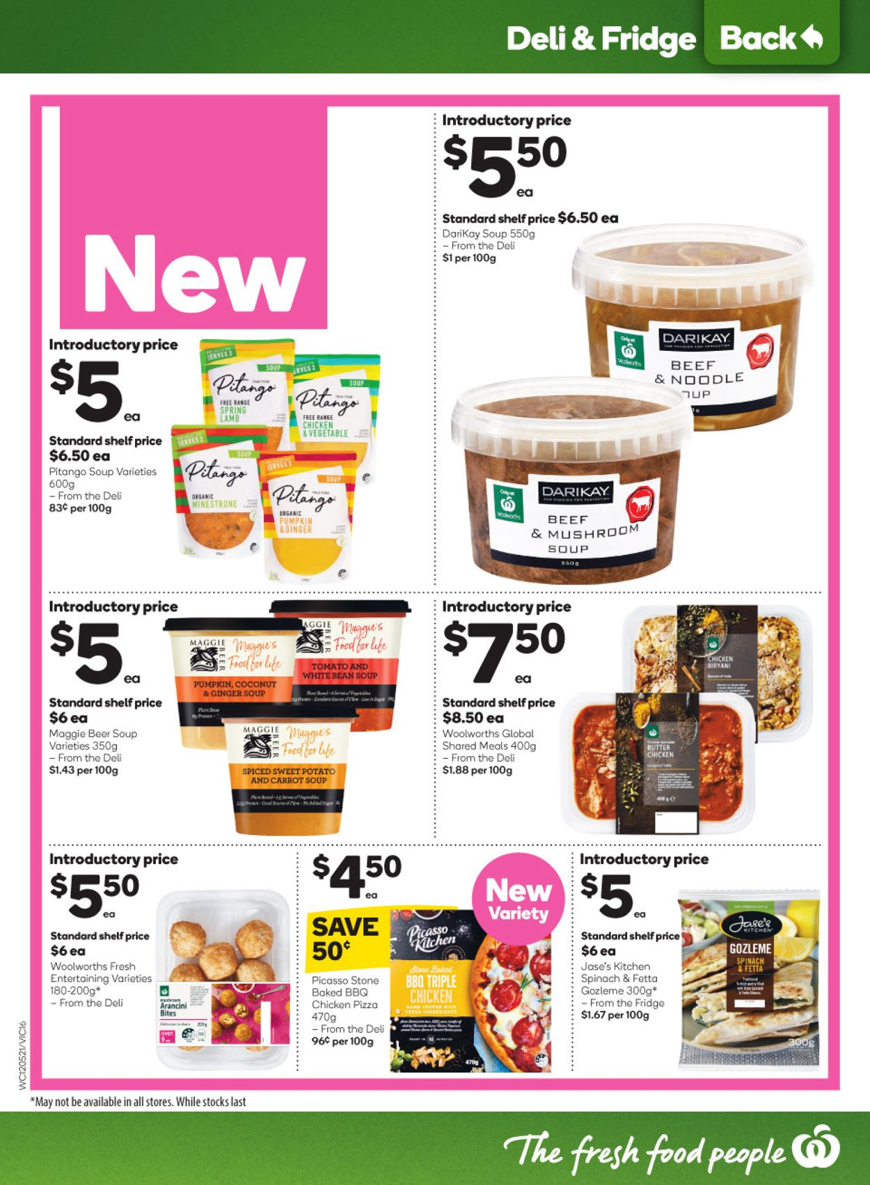 Woolworths Catalogue - 12/05-18/05/2021 (Page 16)