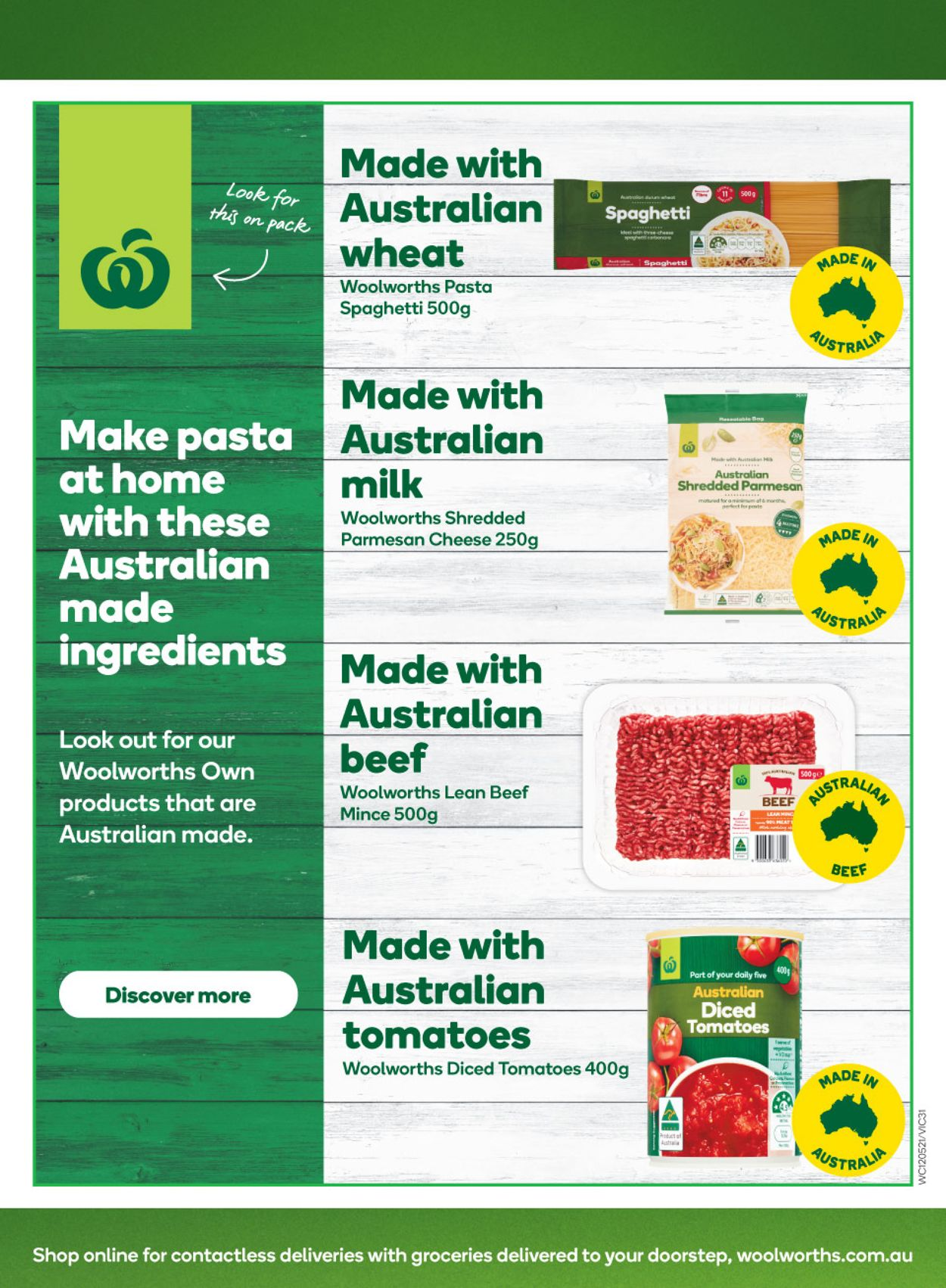 Woolworths Catalogue - 12/05-18/05/2021 (Page 31)