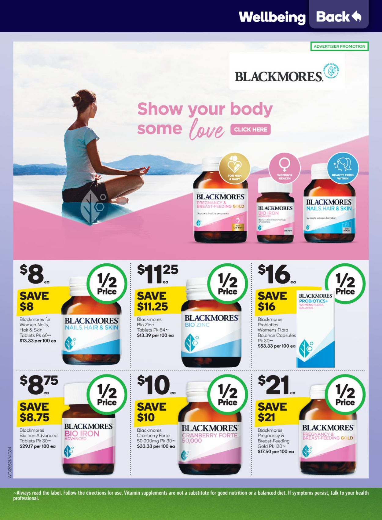 Woolworths Catalogue - 12/05-18/05/2021 (Page 34)