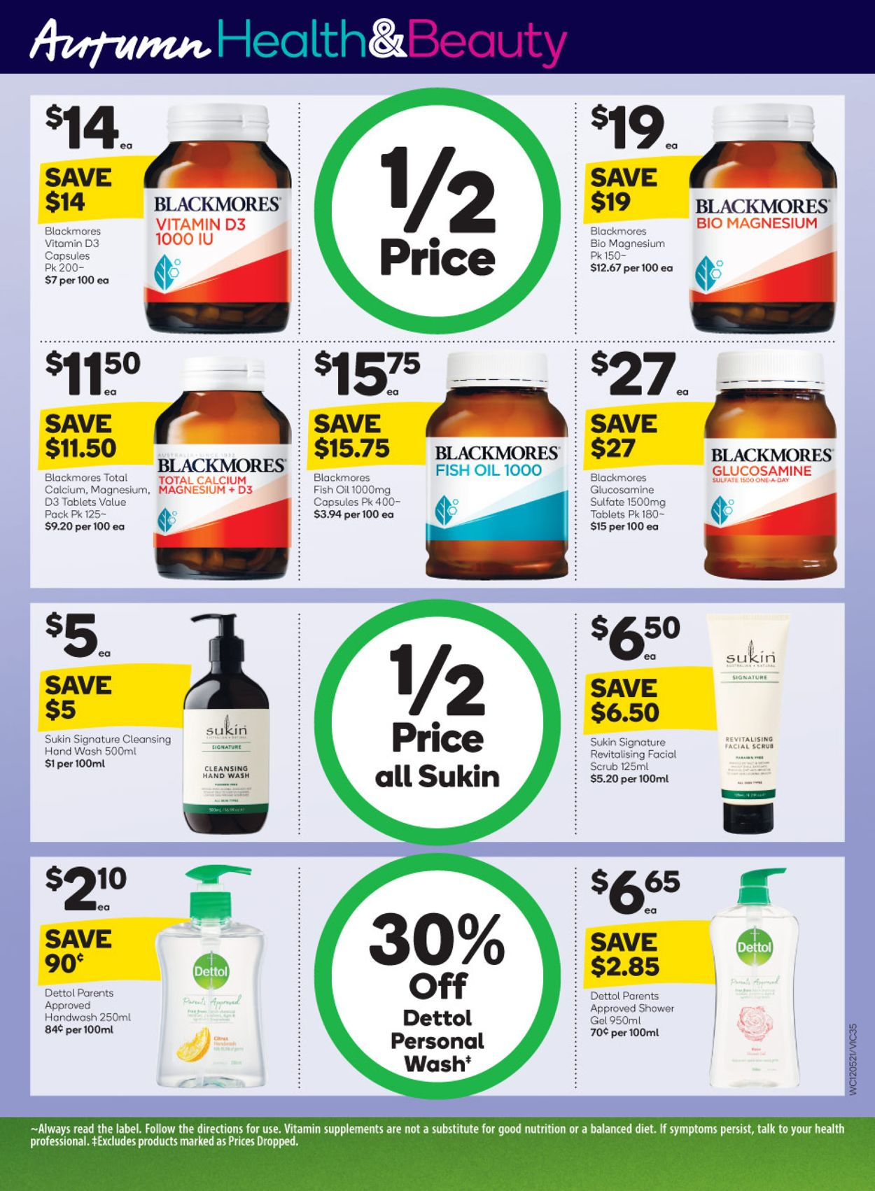 Woolworths Catalogue - 12/05-18/05/2021 (Page 35)