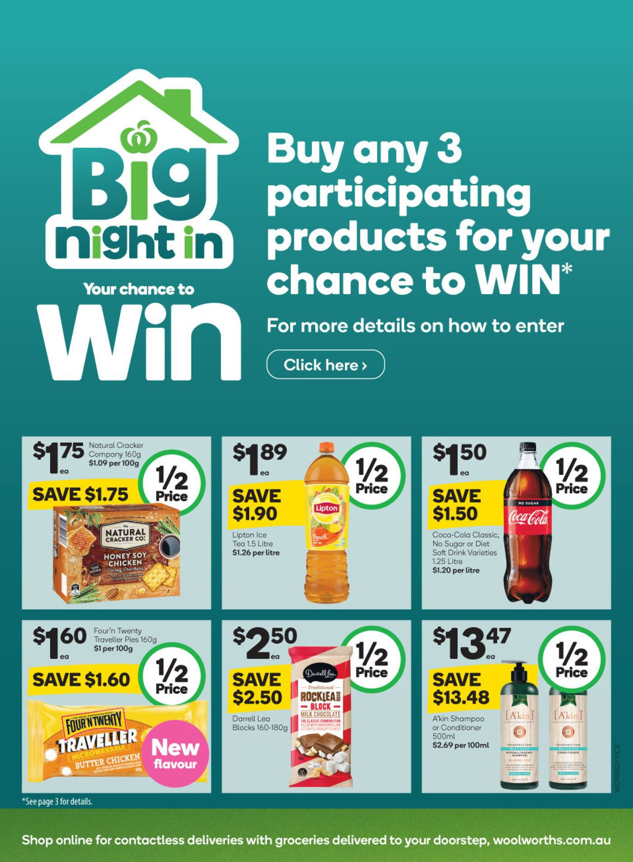 Woolworths Catalogue - 19/05-25/05/2021 (Page 5)