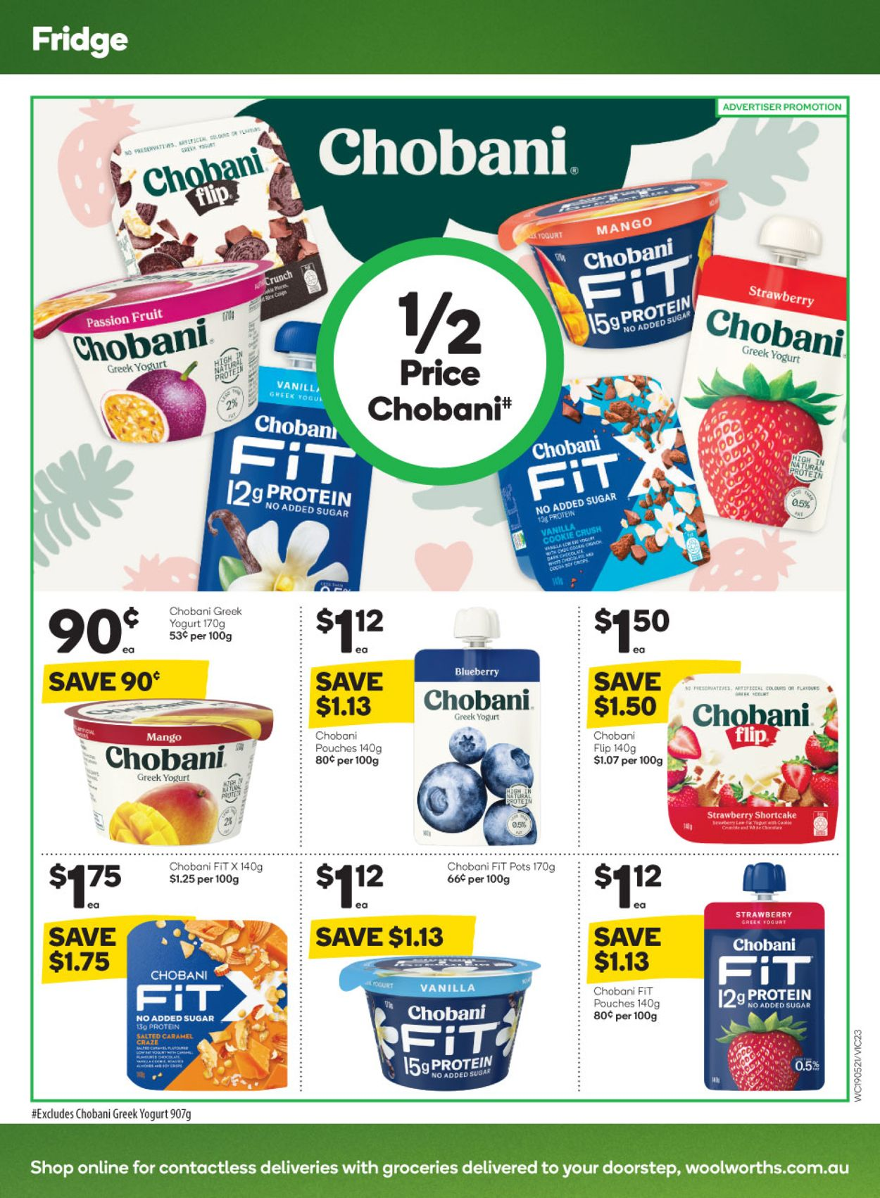 Woolworths Catalogue - 19/05-25/05/2021 (Page 23)