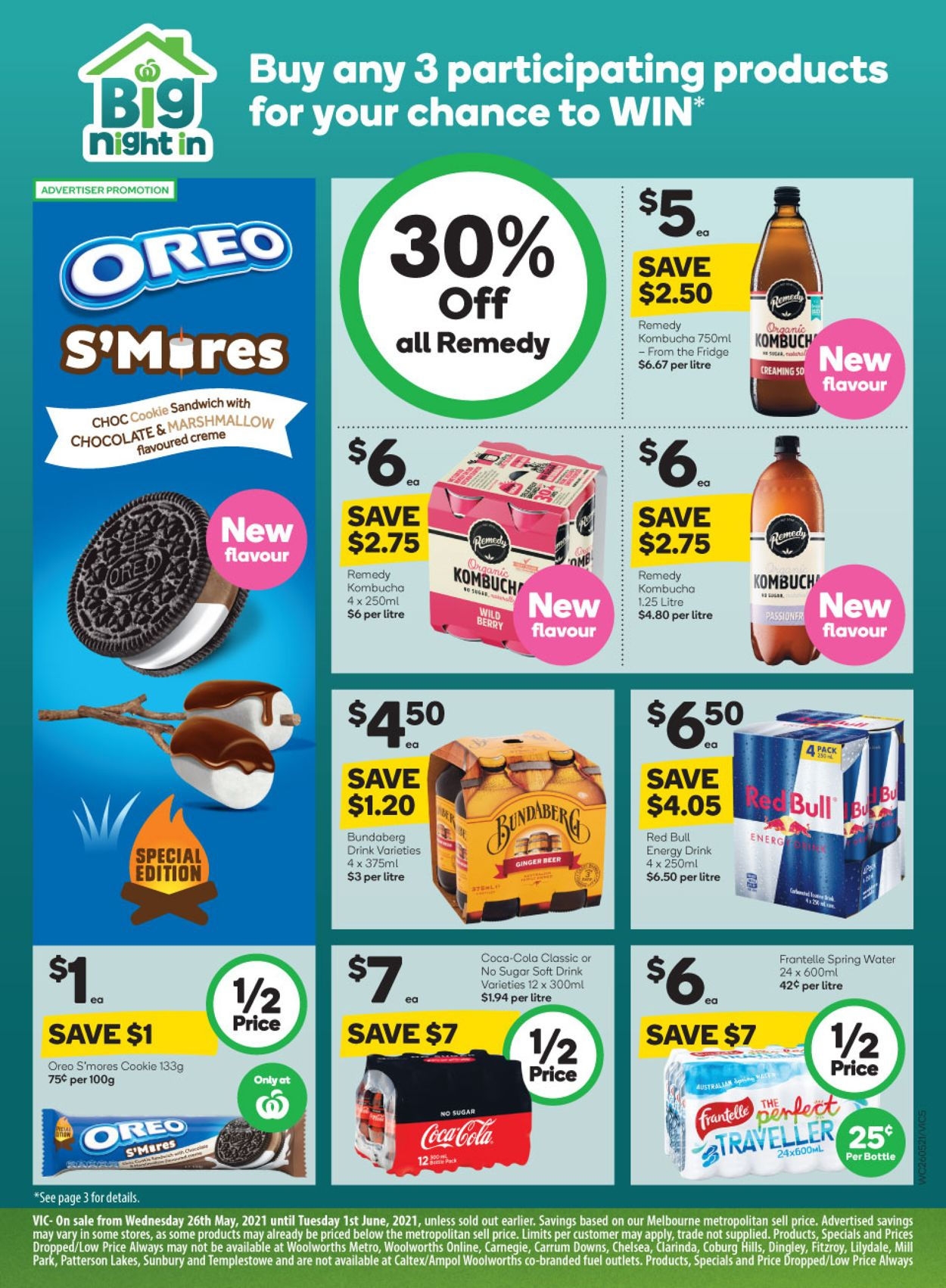 Woolworths Catalogue - 26/05-01/06/2021 (Page 5)