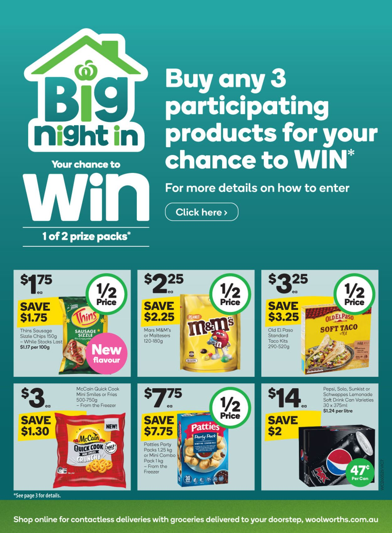 Woolworths Catalogue - 26/05-01/06/2021 (Page 7)