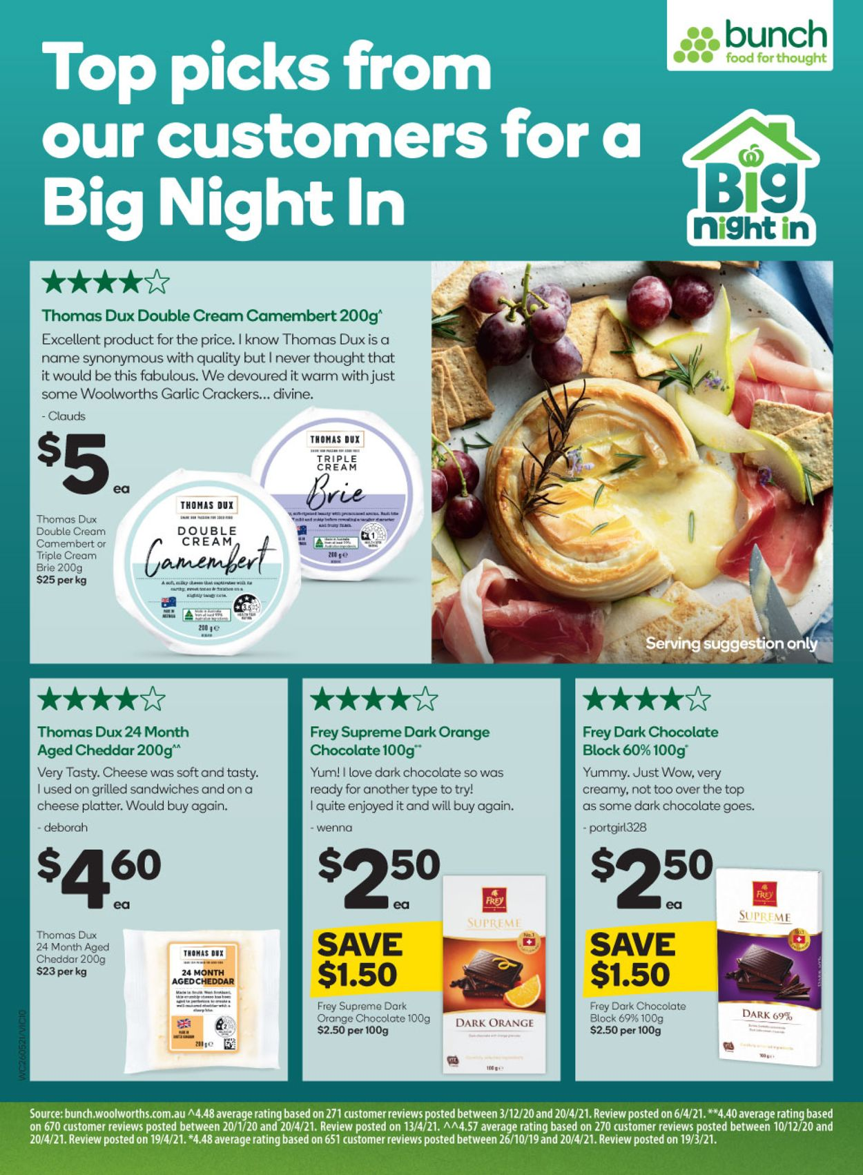 Woolworths Catalogue - 26/05-01/06/2021 (Page 10)