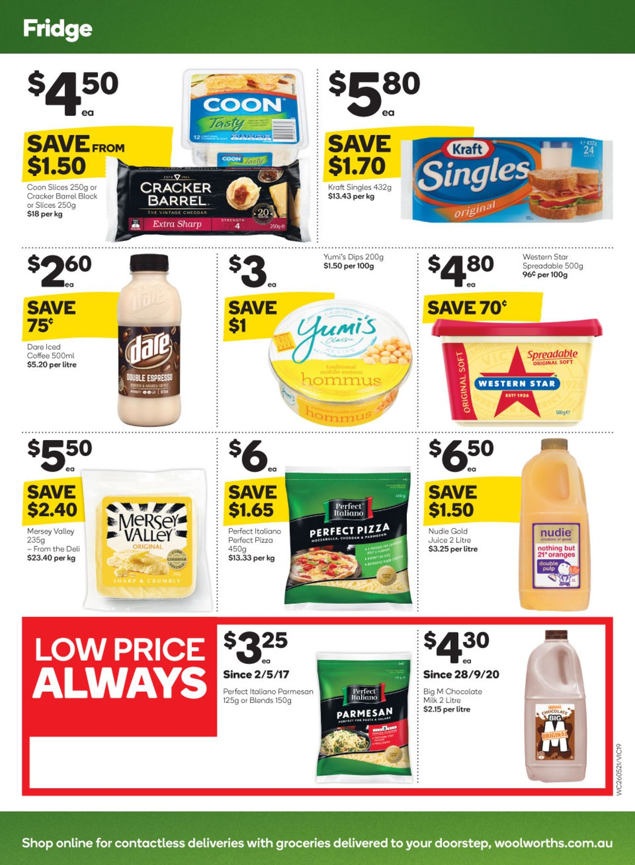 Woolworths Catalogue - 26/05-01/06/2021 (Page 19)