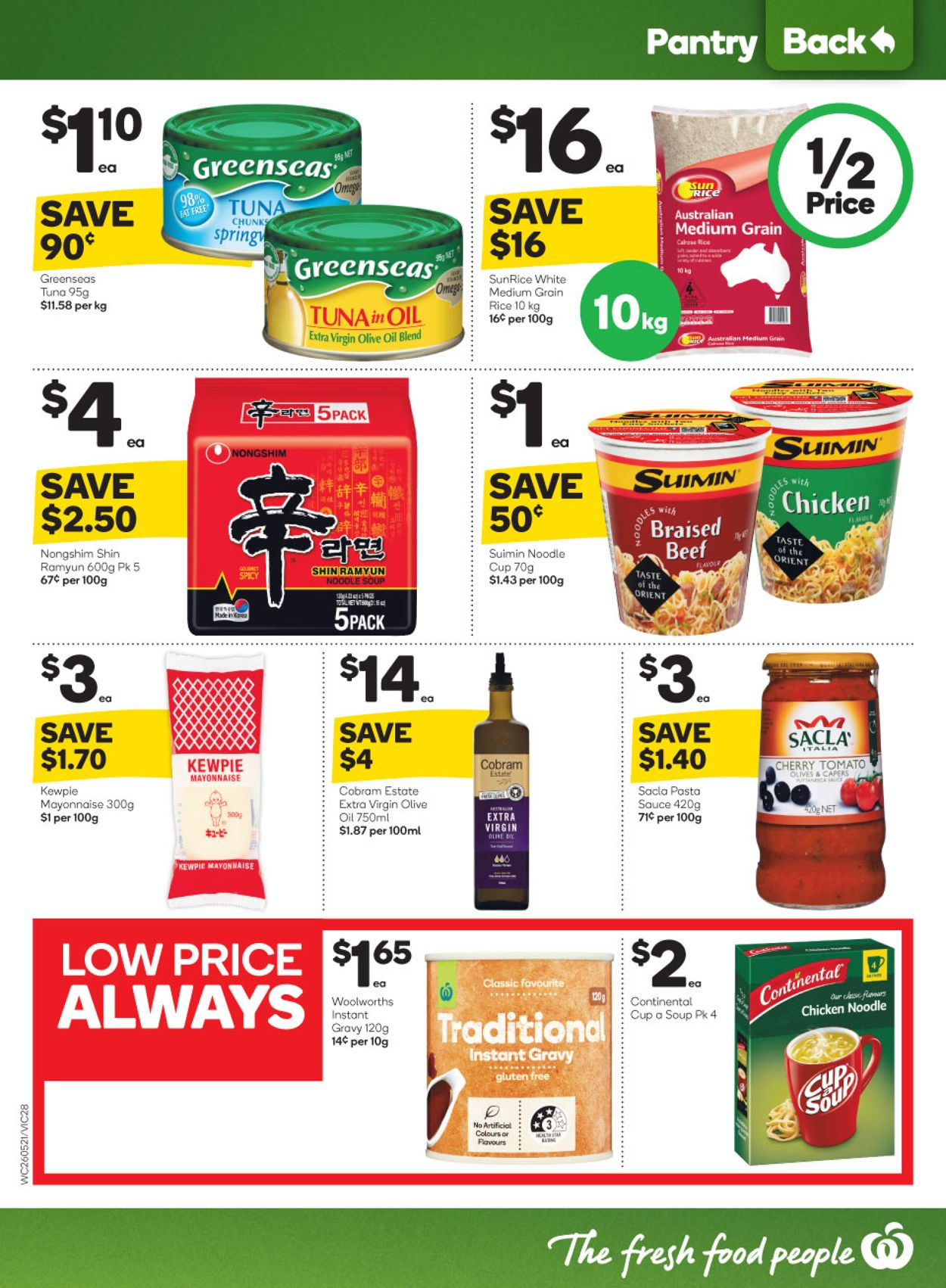 Woolworths Catalogue - 26/05-01/06/2021 (Page 28)
