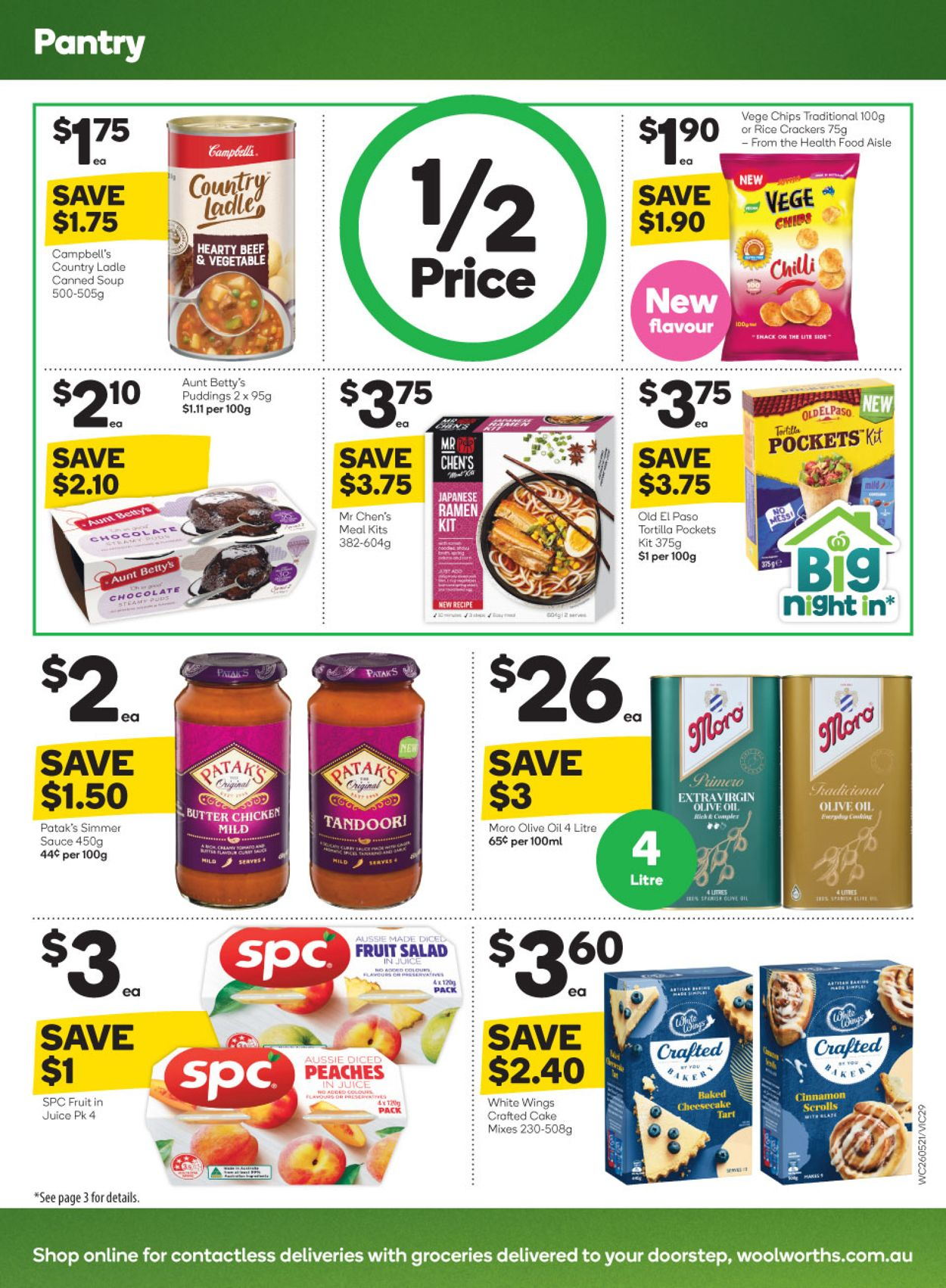 Woolworths Catalogue - 26/05-01/06/2021 (Page 29)